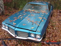 highroller_86s 1972 Pontiac LeMans