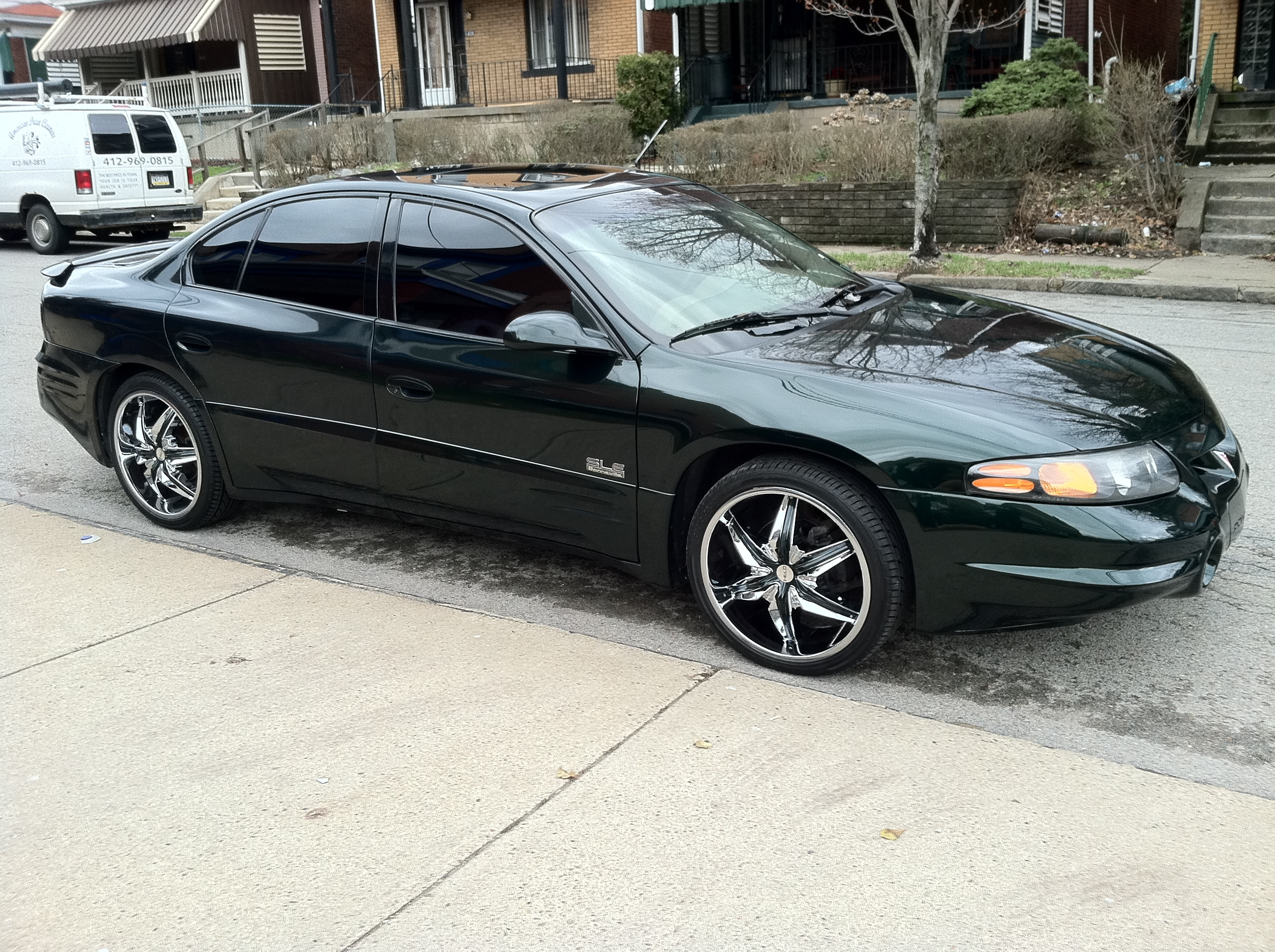 Another richmook4 2001 Pontiac Bonneville post... - 13052621