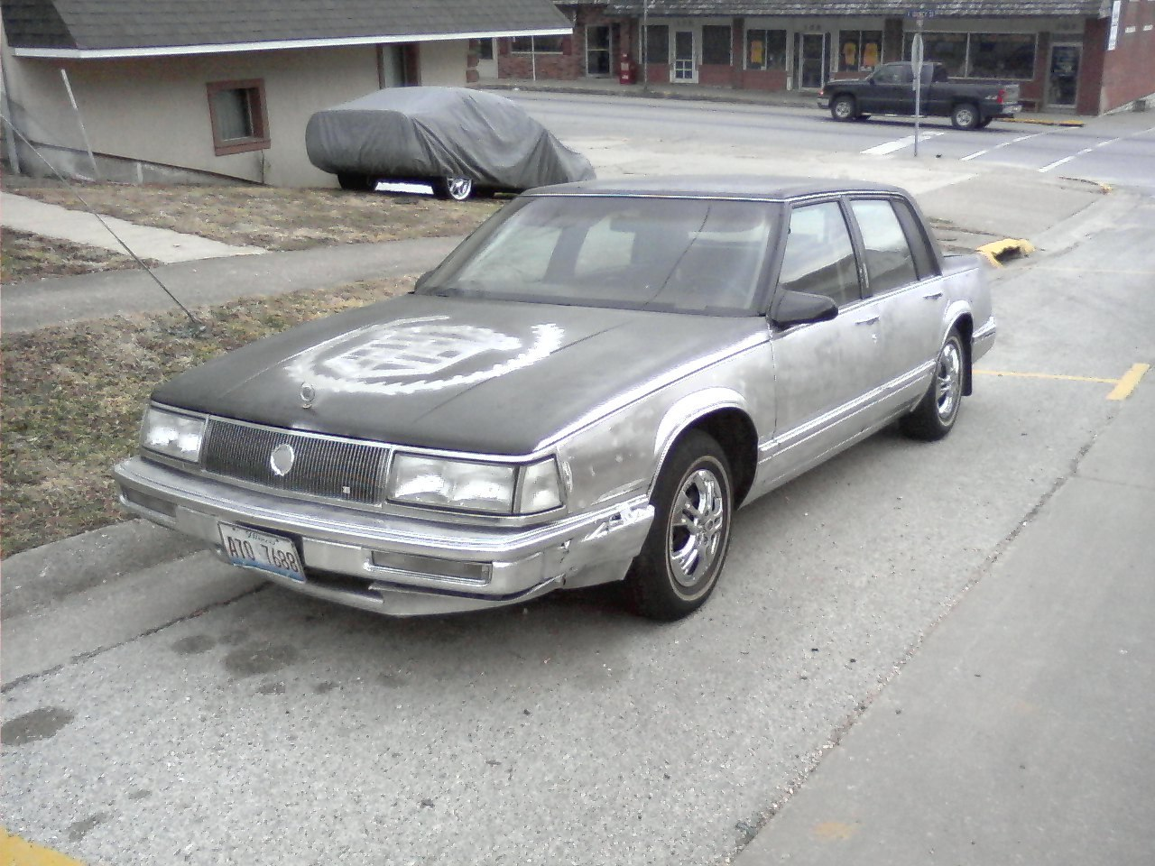 Another AUSTIN BISHOP 1990 Buick Park Avenue post... - 13049896
