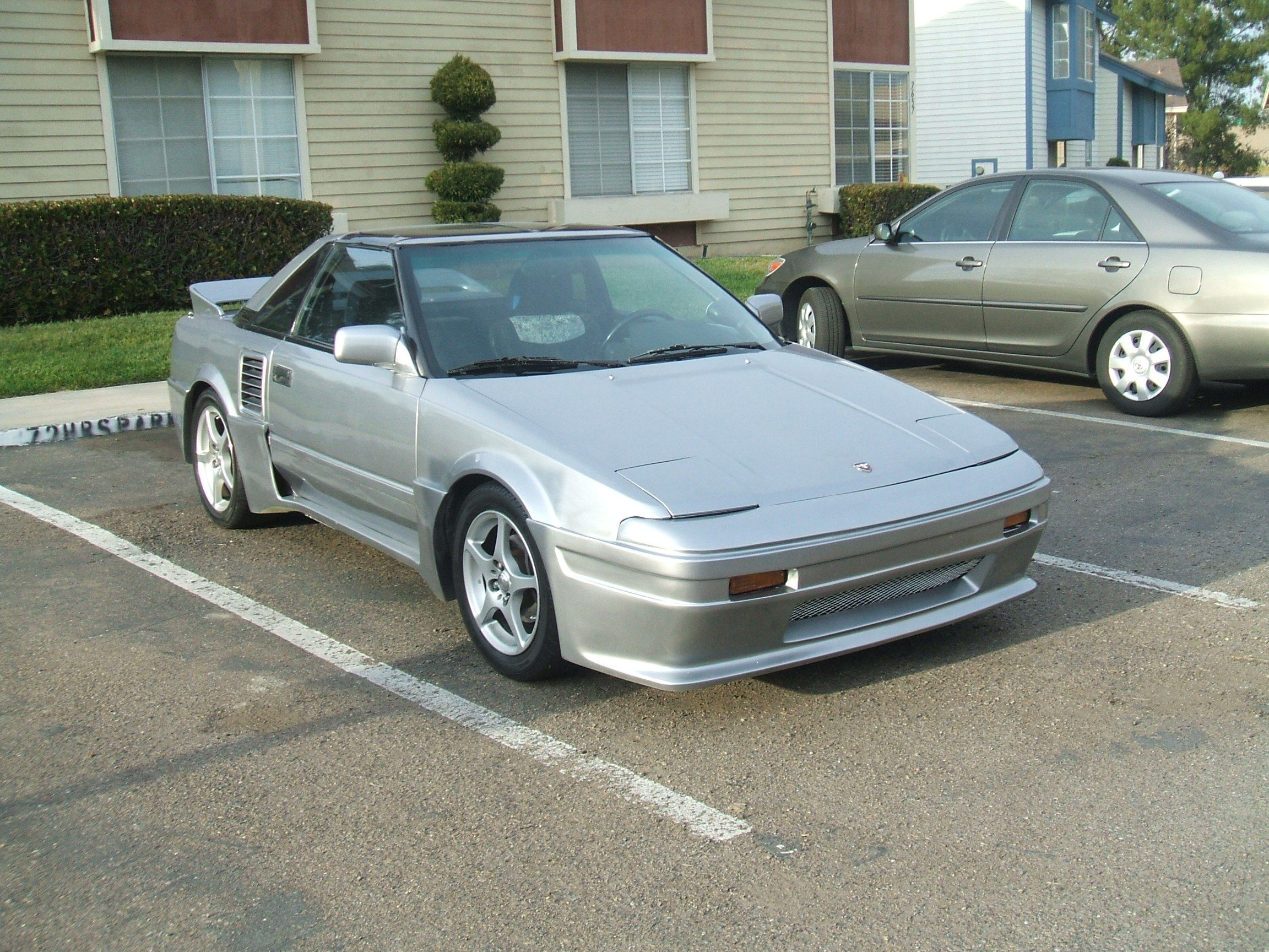 jaynh 1988 Toyota MR2 13051243