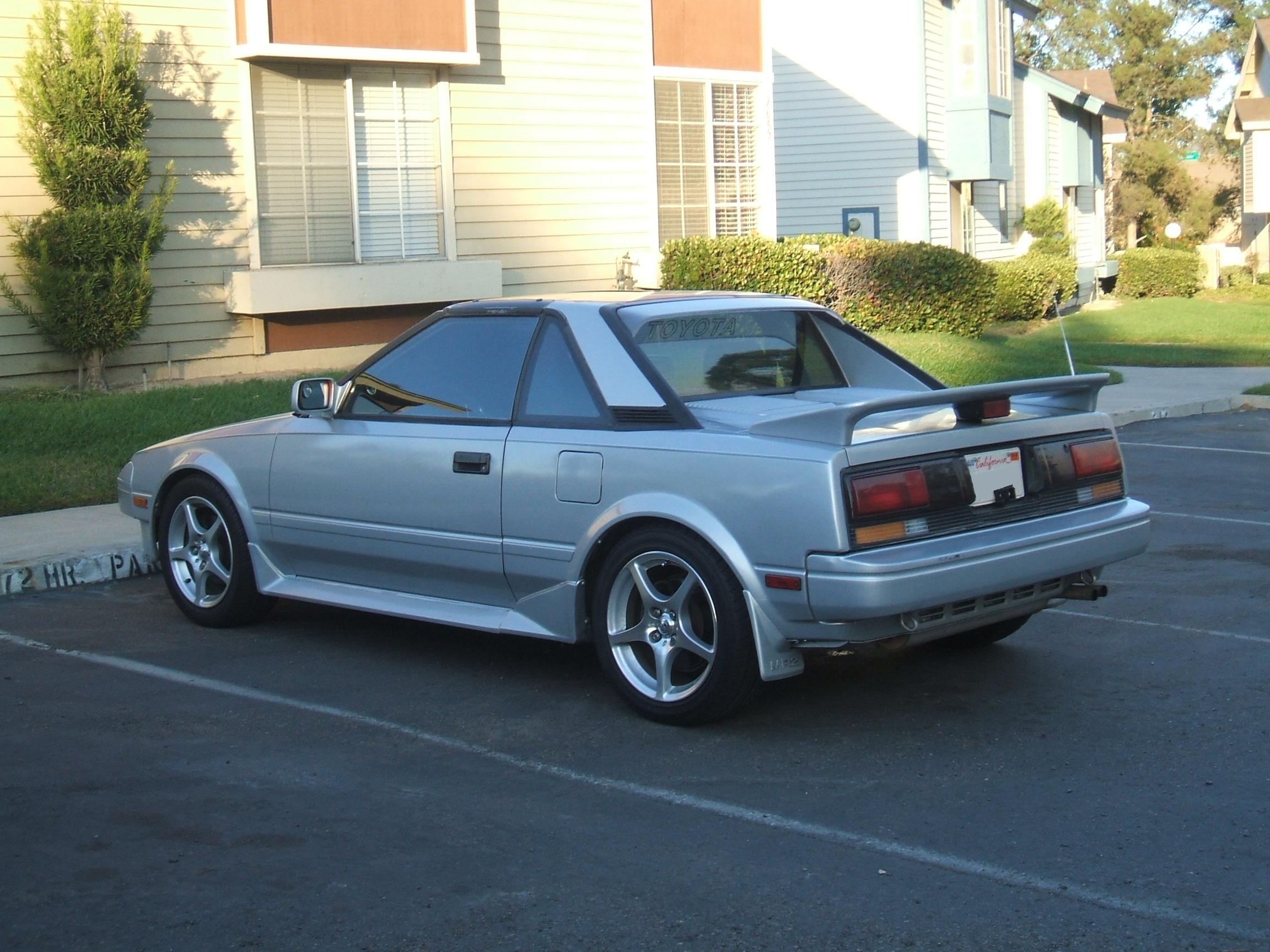 jaynh 1988 Toyota MR2 13051254