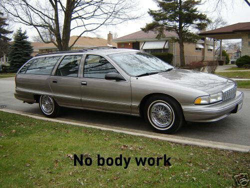 Another 95Stretch 1995 Chevrolet Caprice post... - 13054428