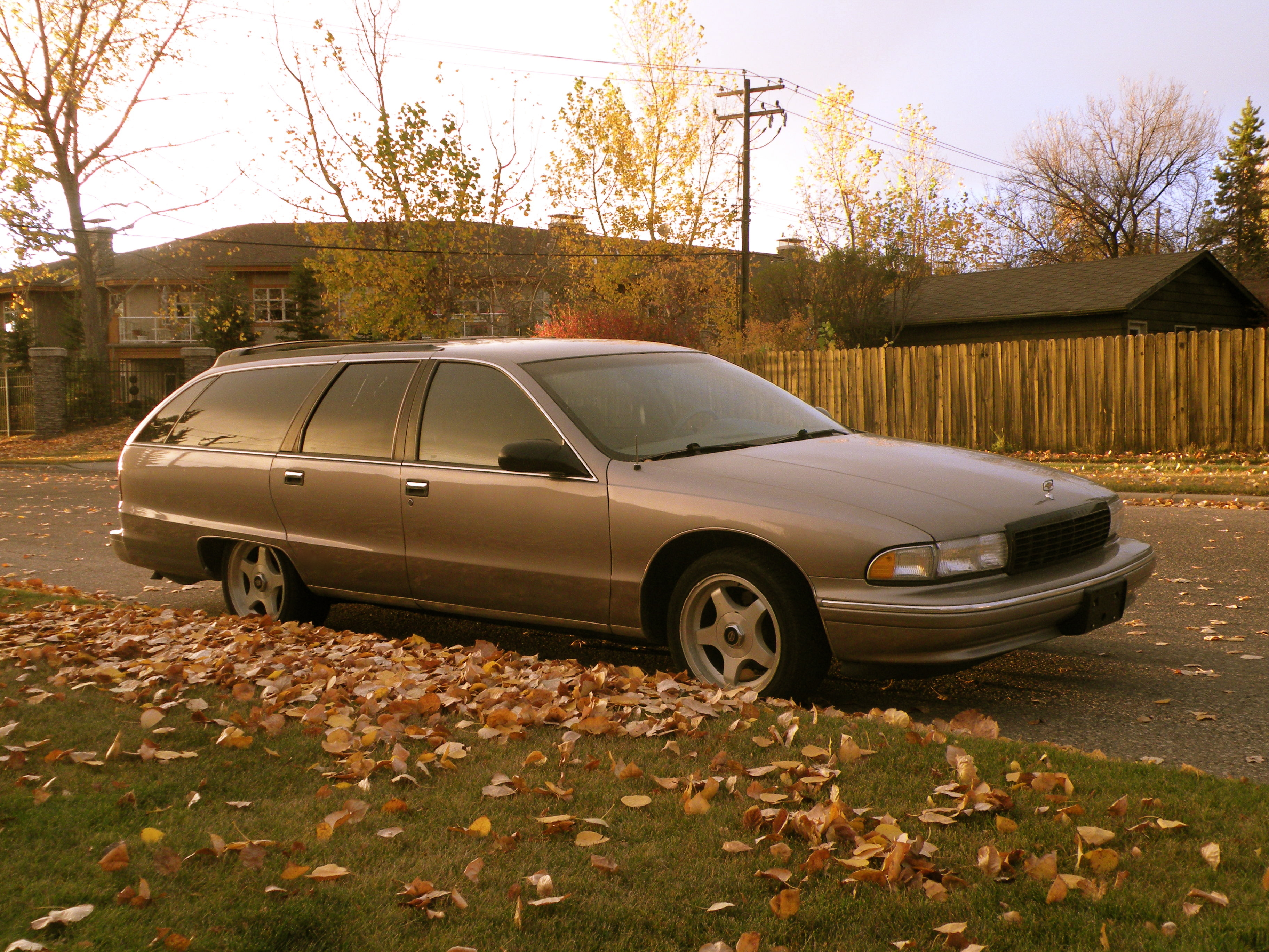 Another 95Stretch 1995 Chevrolet Caprice post... - 13054462