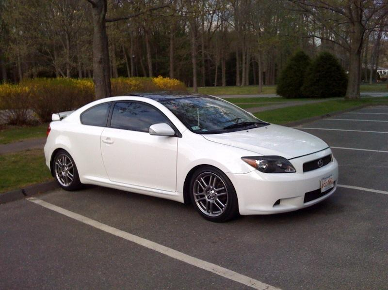 Whitetc Sick 2006 Scion Tc Specs Photos Modification
