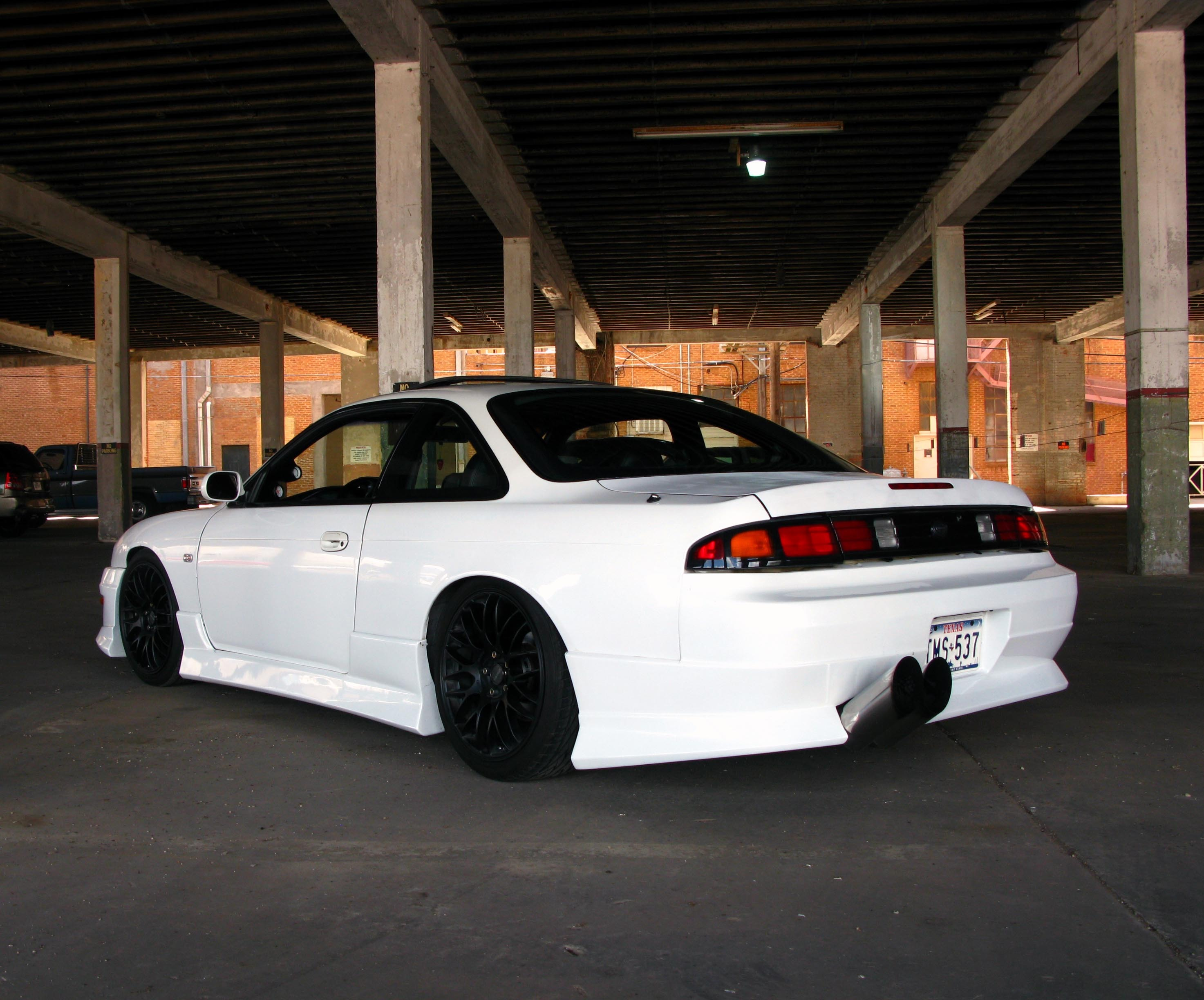 boosted_kouki's 1998 Nissan 240SX