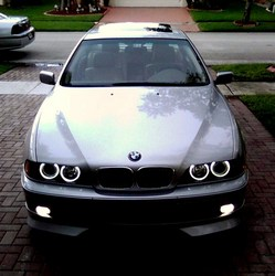 fljamesdoggs 2002 BMW 5 Series