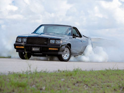 Grand_Camino 1984 Buick Grand National