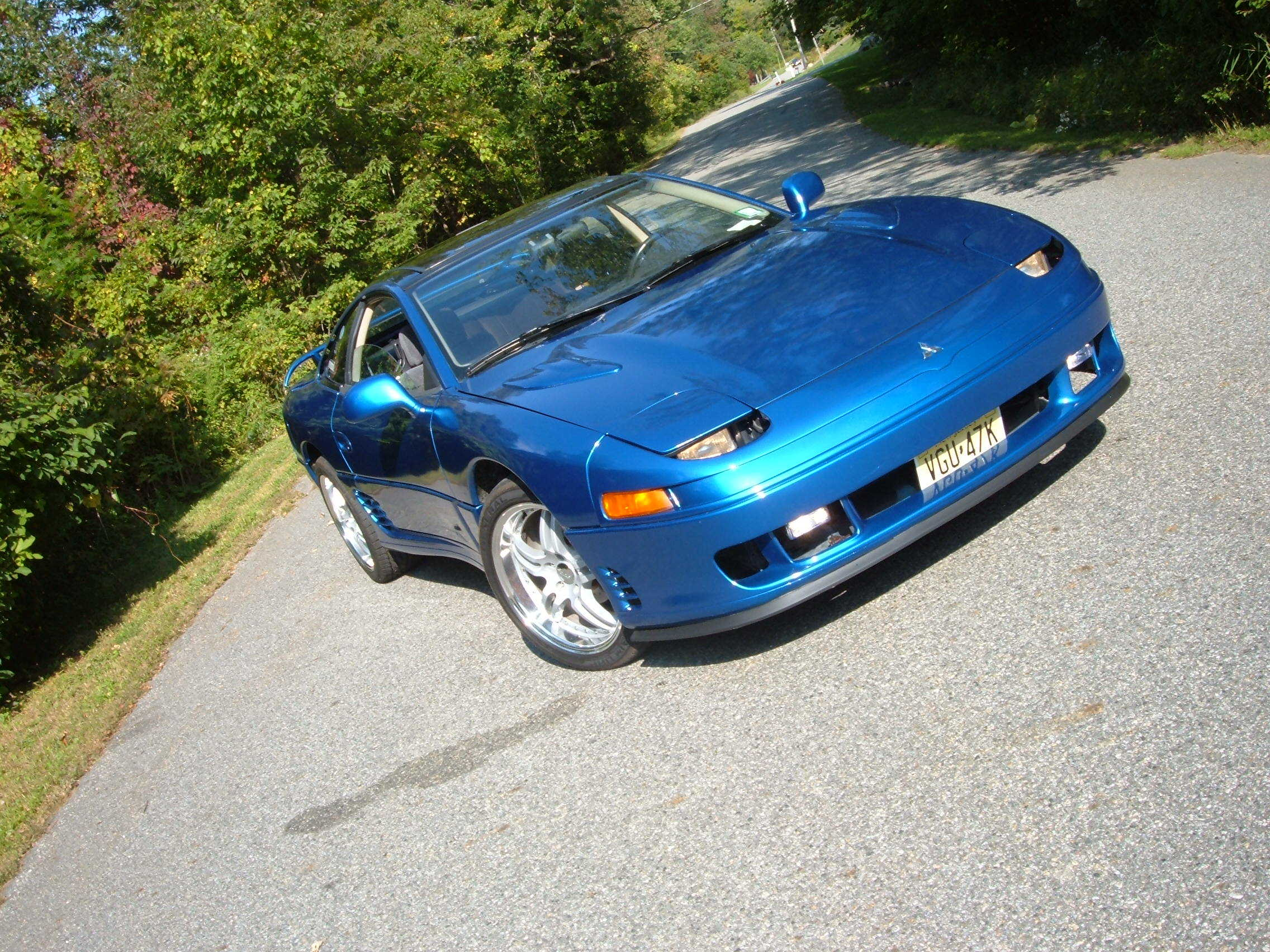 1320VR4 1993 Dodge Stealth Specs, Photos, Modification Info
