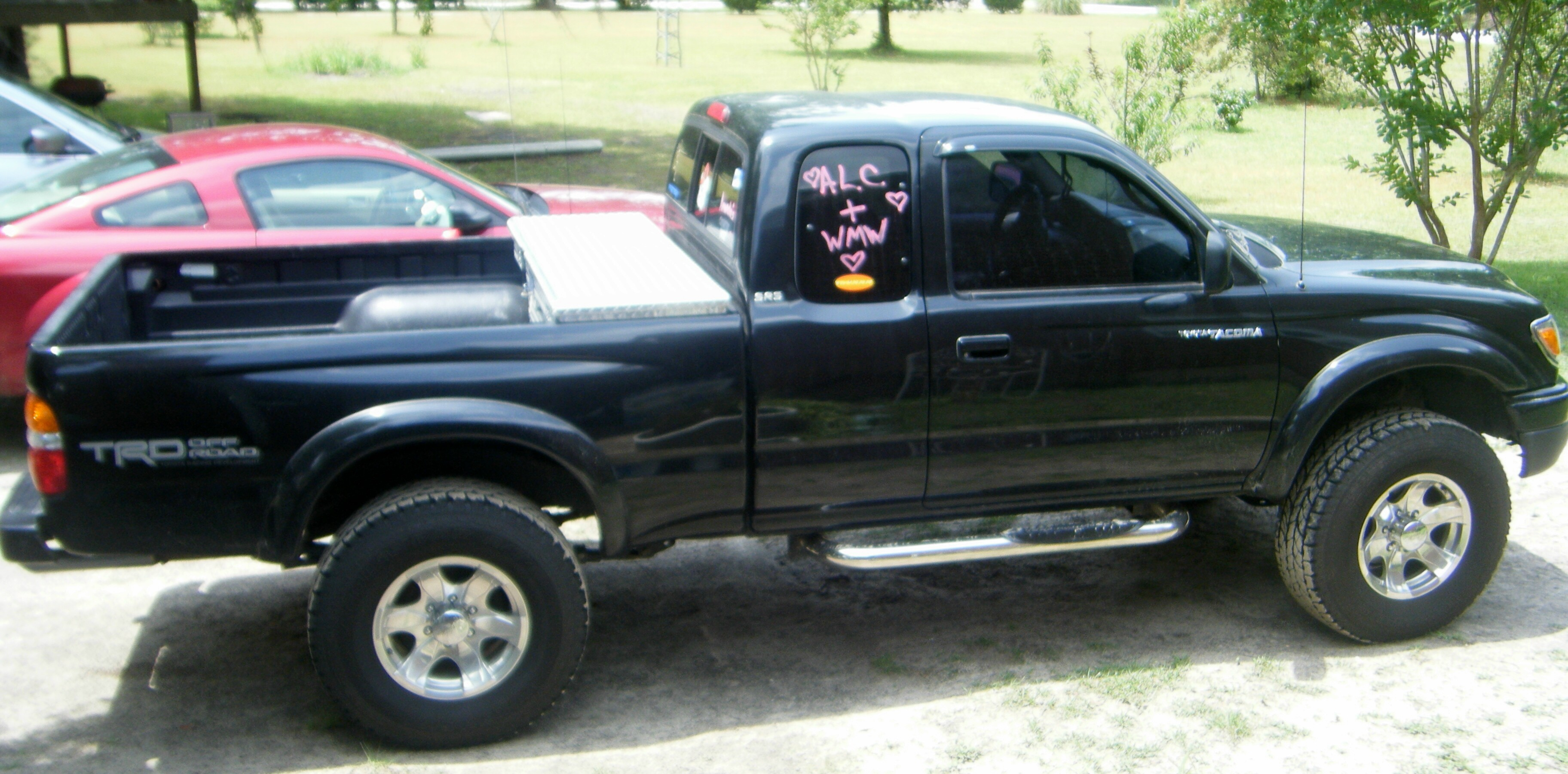 browning08 2002 toyota tacoma xtra cab specs photos modification info at cardomain. Black Bedroom Furniture Sets. Home Design Ideas