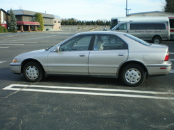 SN315s 1996 Honda Accord