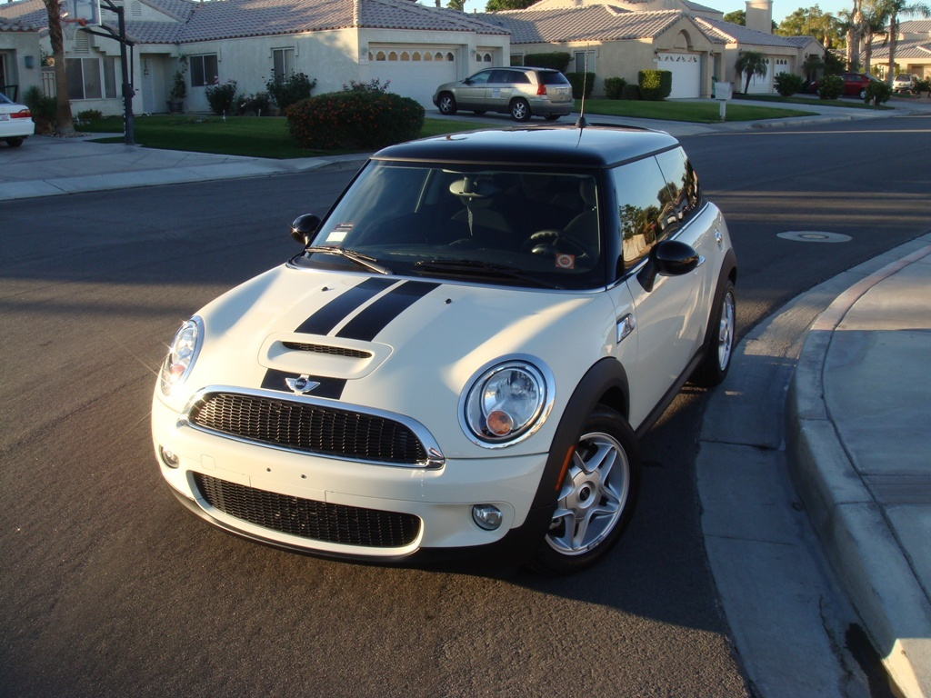 shaynstr 2009 mini cooper specs photos modification info at cardomain. Black Bedroom Furniture Sets. Home Design Ideas
