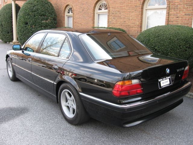 LegacyAutomotive 1998 BMW 7 Series750iL Sedan 4D Specs Photos