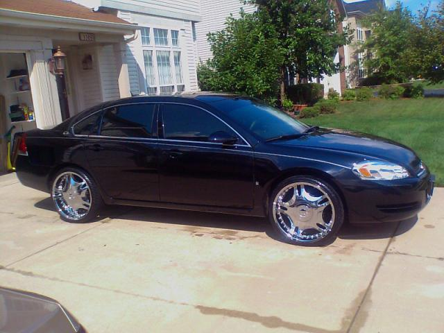 murdawoods 2008 chevrolet impala specs photos. Black Bedroom Furniture Sets. Home Design Ideas