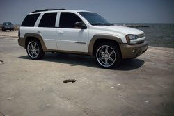 Cwalden45s 2002 Chevrolet TrailBlazer
