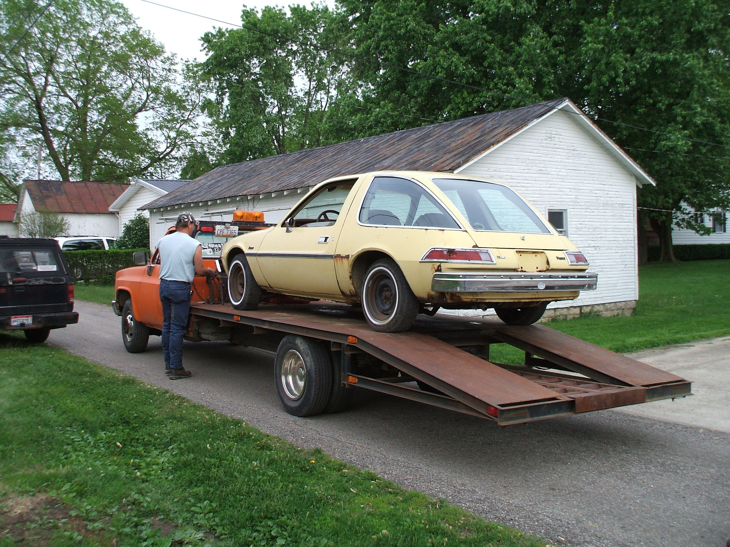 Another Shock_666 1977 AMC Pacer post... - 13060901