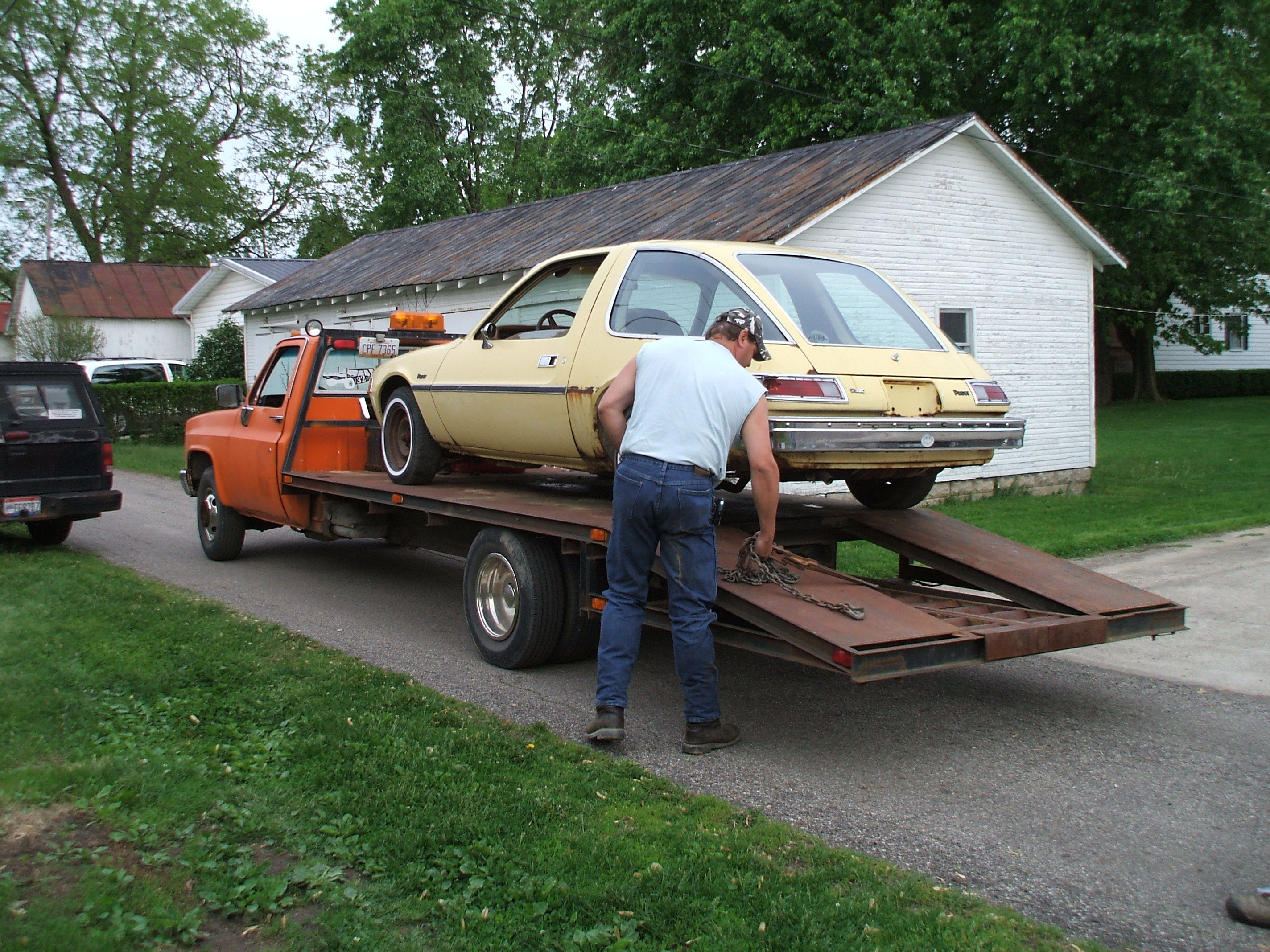 Another Shock_666 1977 AMC Pacer post... - 13060902