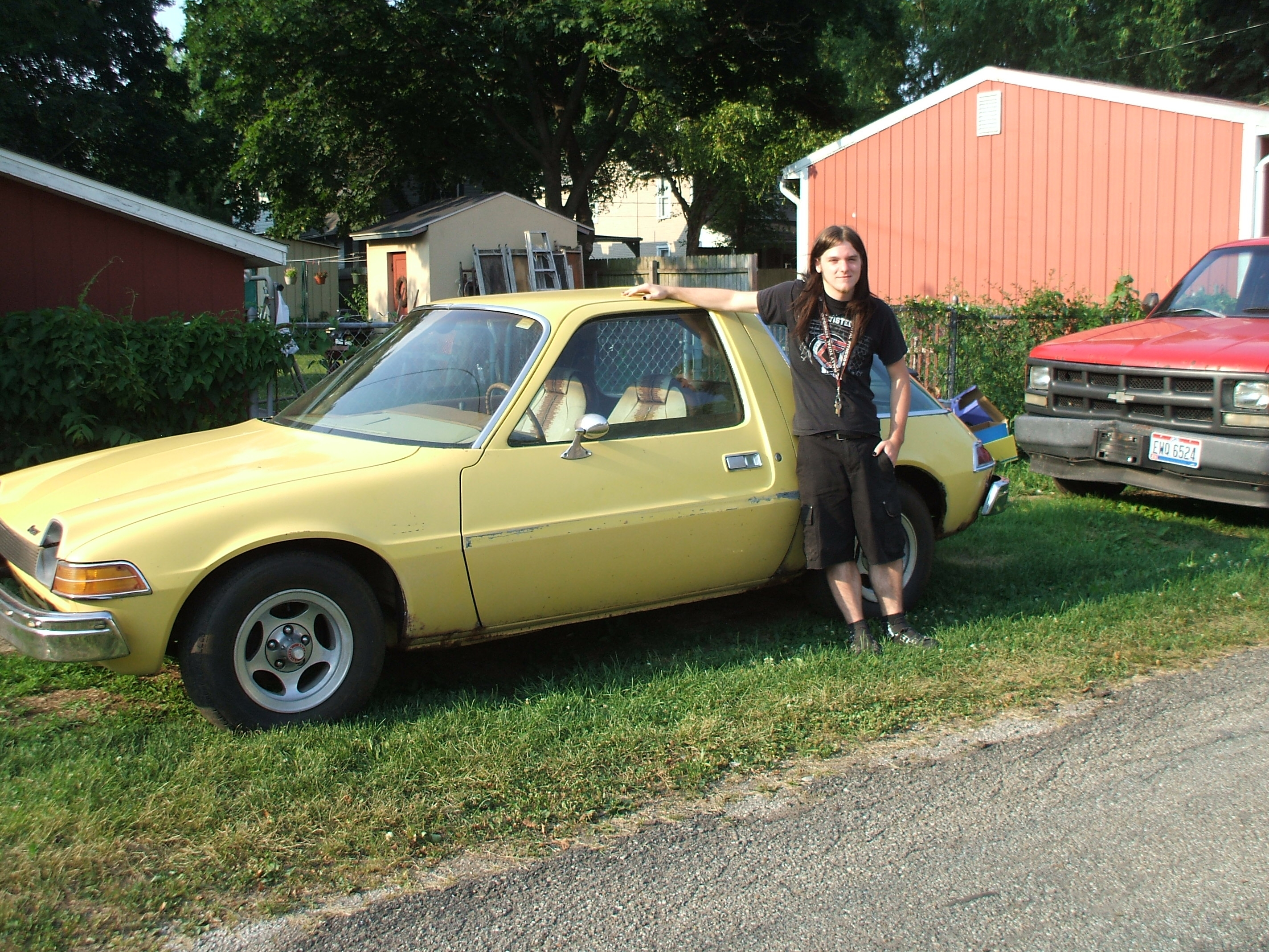 Another Shock_666 1977 AMC Pacer post... - 13060919