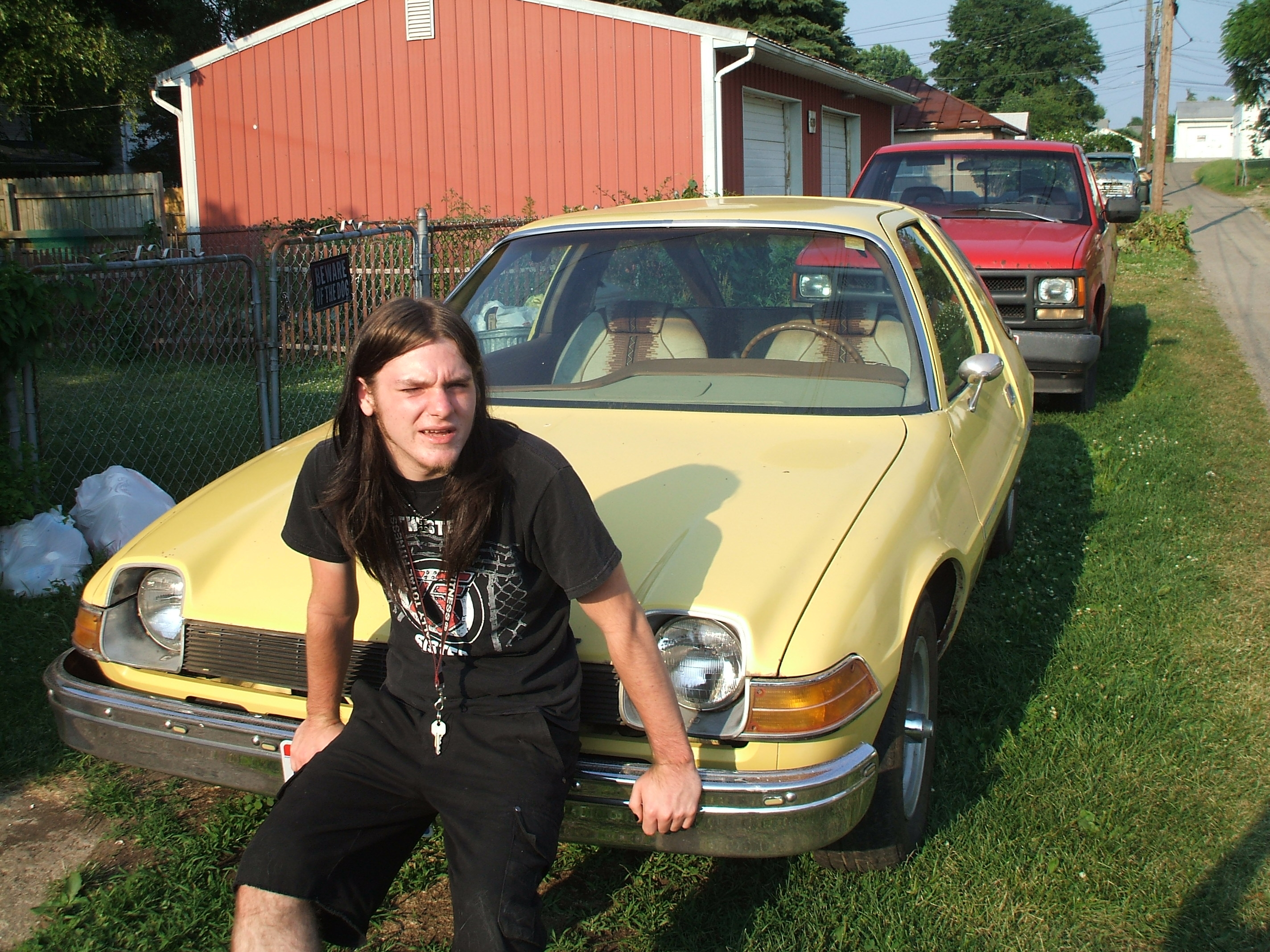 Another Shock_666 1977 AMC Pacer post... - 13060927