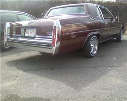 gordo31s 1983 Cadillac DeVille