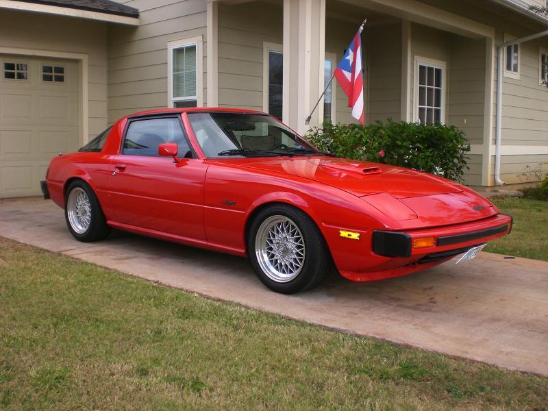 Slidn7 1980 Mazda Rx 7 Specs Photos Modification Info At Cardomain