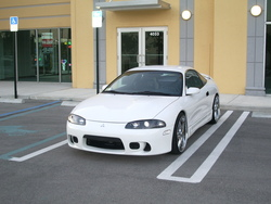 Alejandro45s 1997 Mitsubishi Eclipse