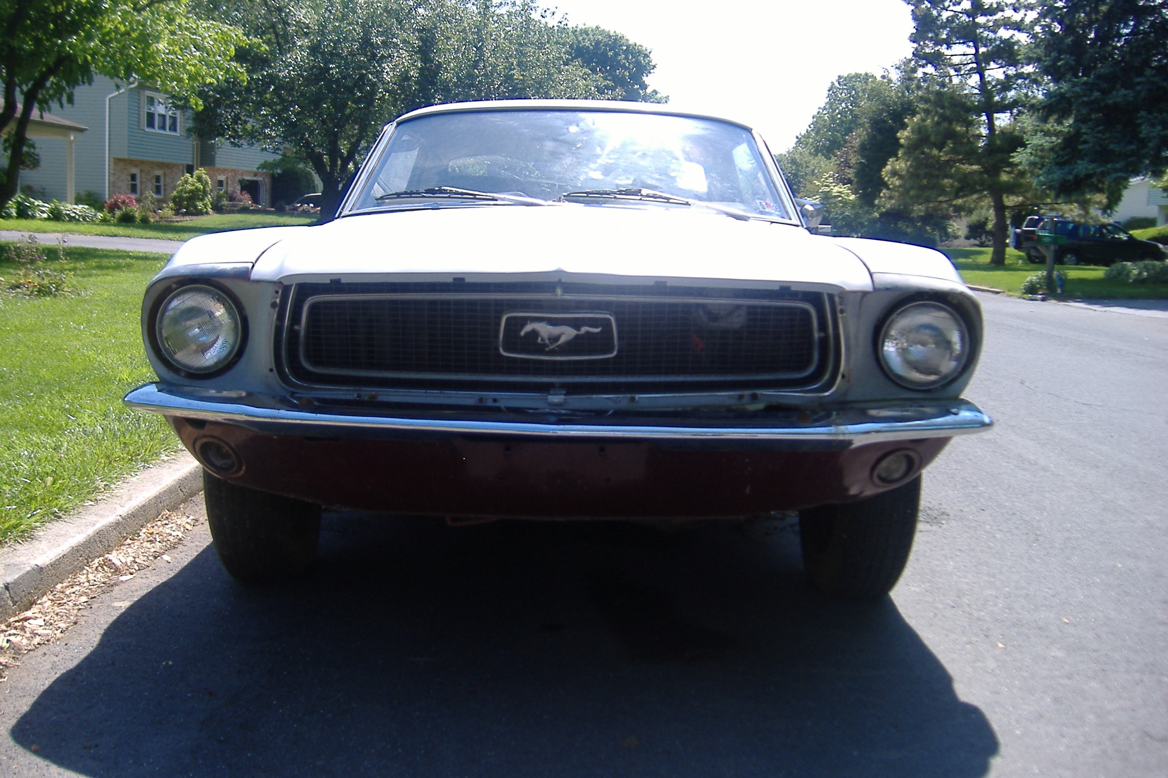 Another smallblockv8 1968 Ford Mustang post... - 13063589