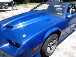 87Iroc-ZLT1s 1987 Chevrolet Camaro