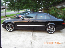 MrsCheryls 2006 Mercedes-Benz E-Class