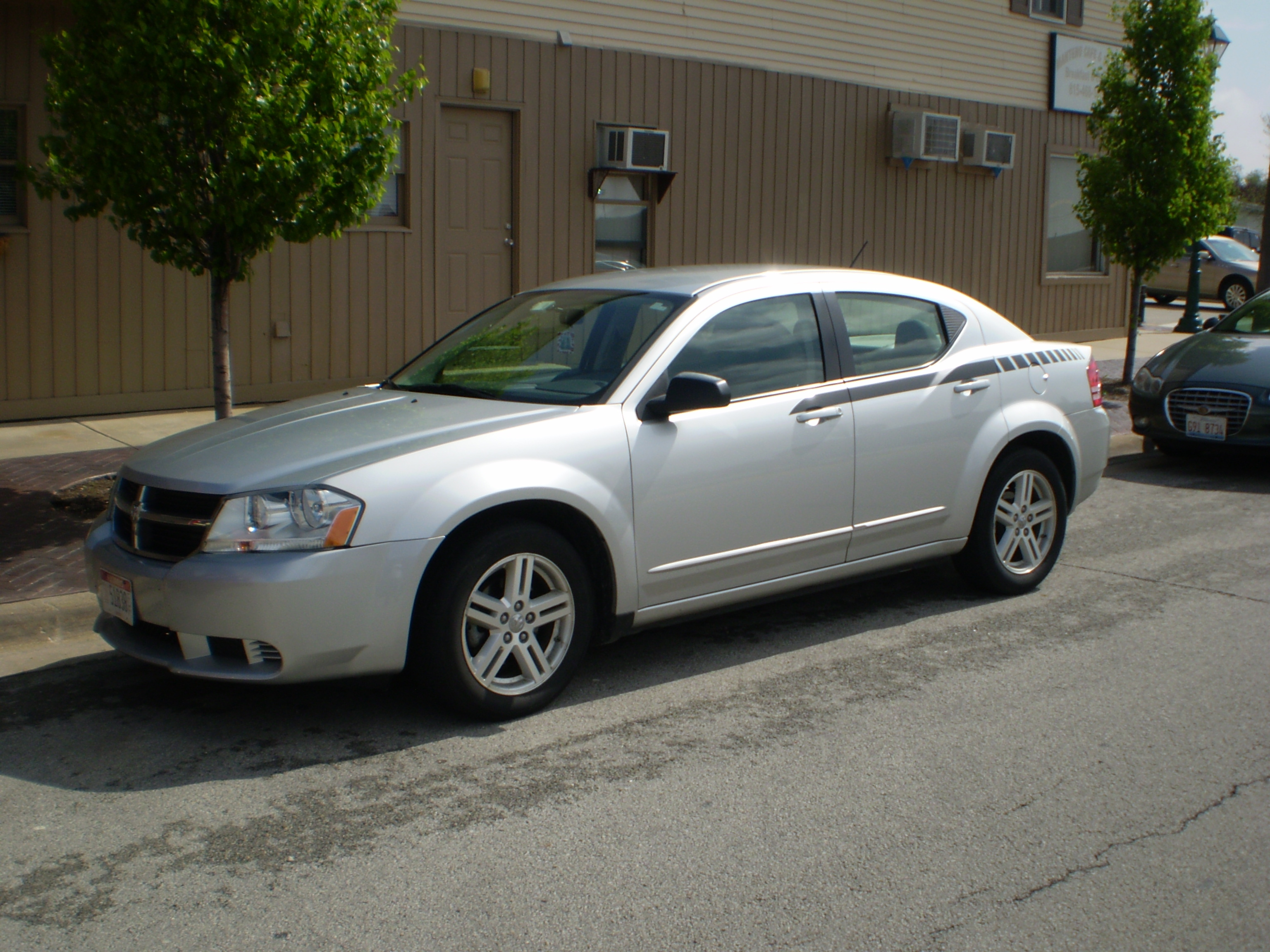 Wolfman1722 2008 Dodge Avenger Specs Photos Modification Info At