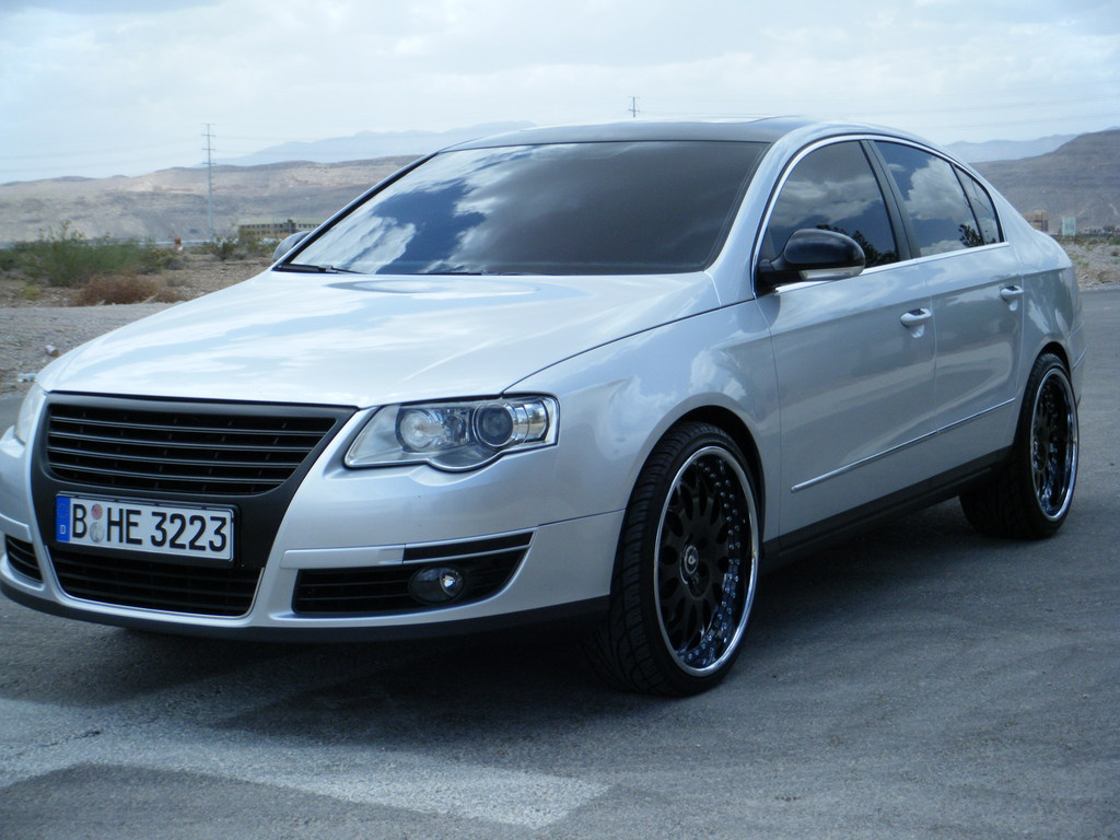 kingvw 2007 volkswagen passat specs photos modification info at cardomain. Black Bedroom Furniture Sets. Home Design Ideas