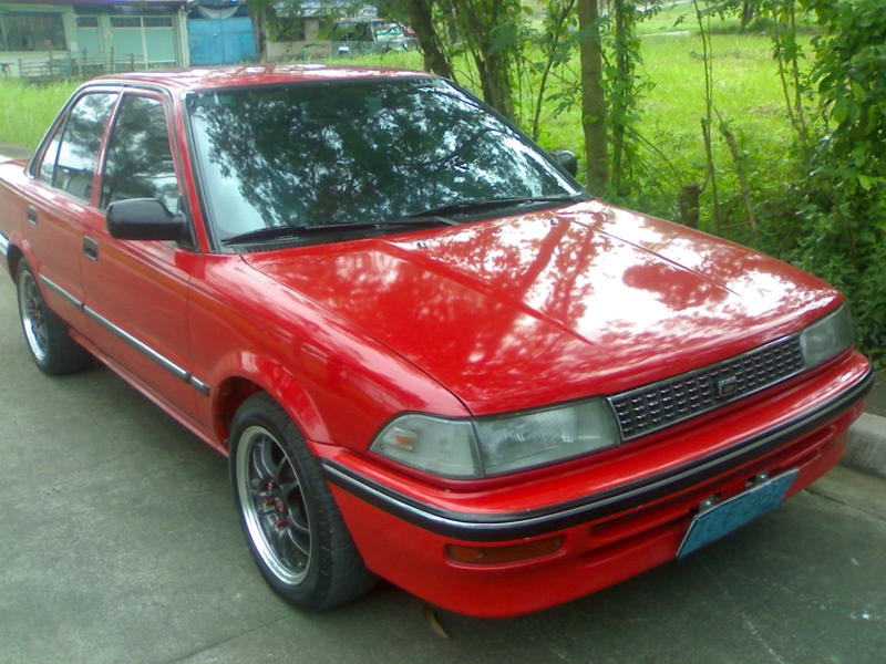 Another cchhiinniittoo 1992 Toyota Corolla post... - 13061723