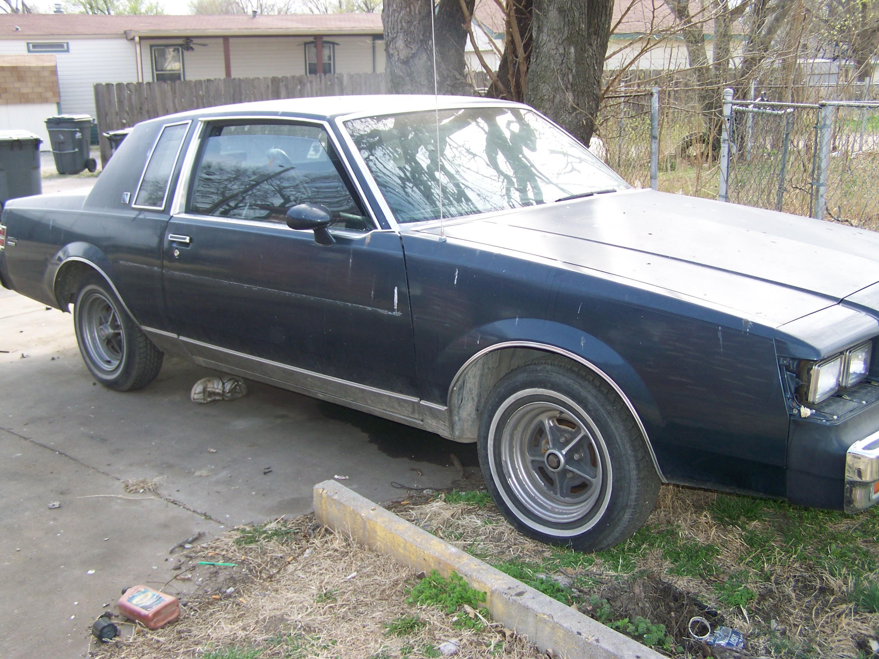 Another daddysgirl316 1987 Buick Regal post... - 13141128