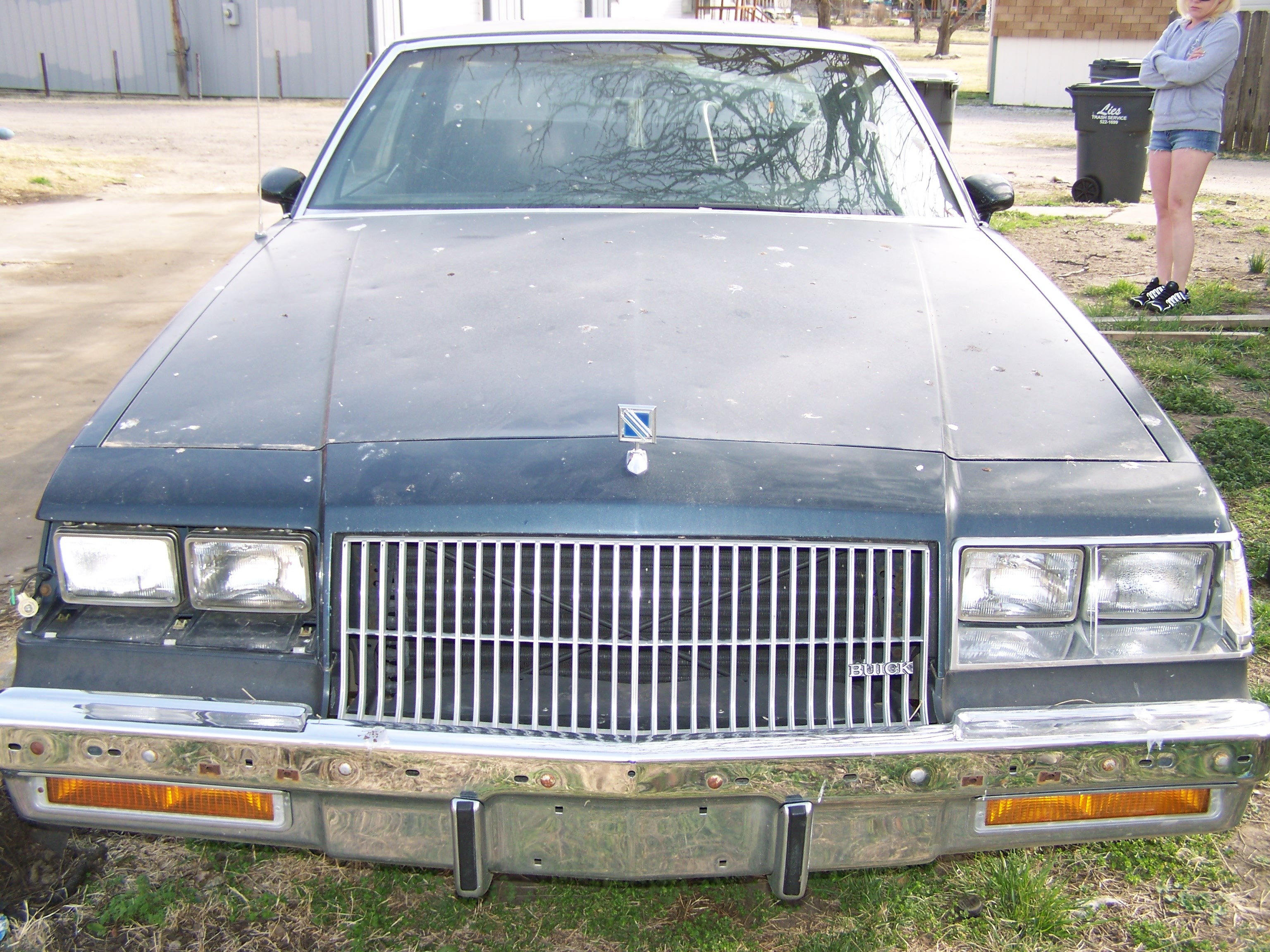 Another daddysgirl316 1987 Buick Regal post... - 13141129