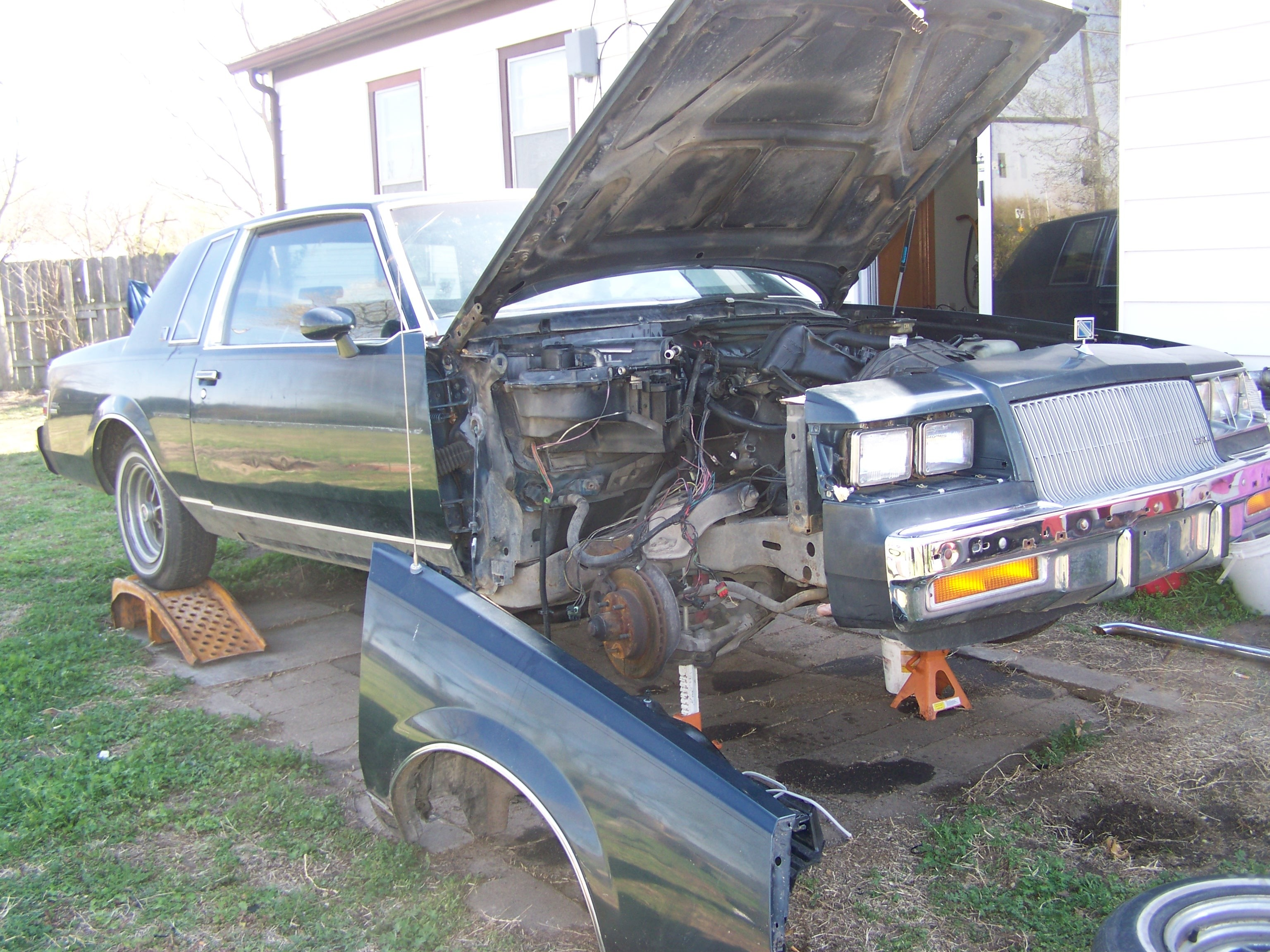 Another daddysgirl316 1987 Buick Regal post... - 13141133