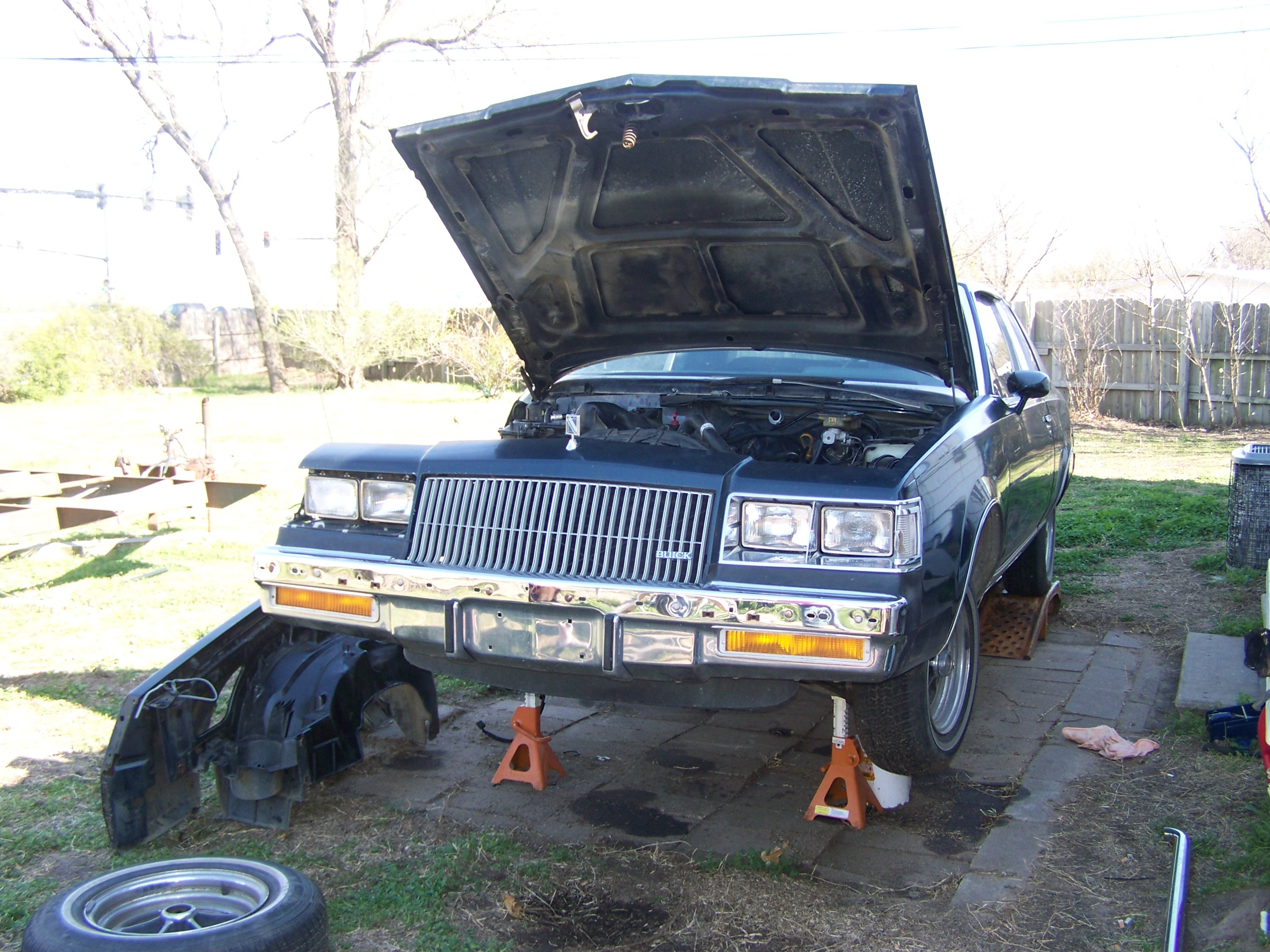 Another daddysgirl316 1987 Buick Regal post... - 13141136