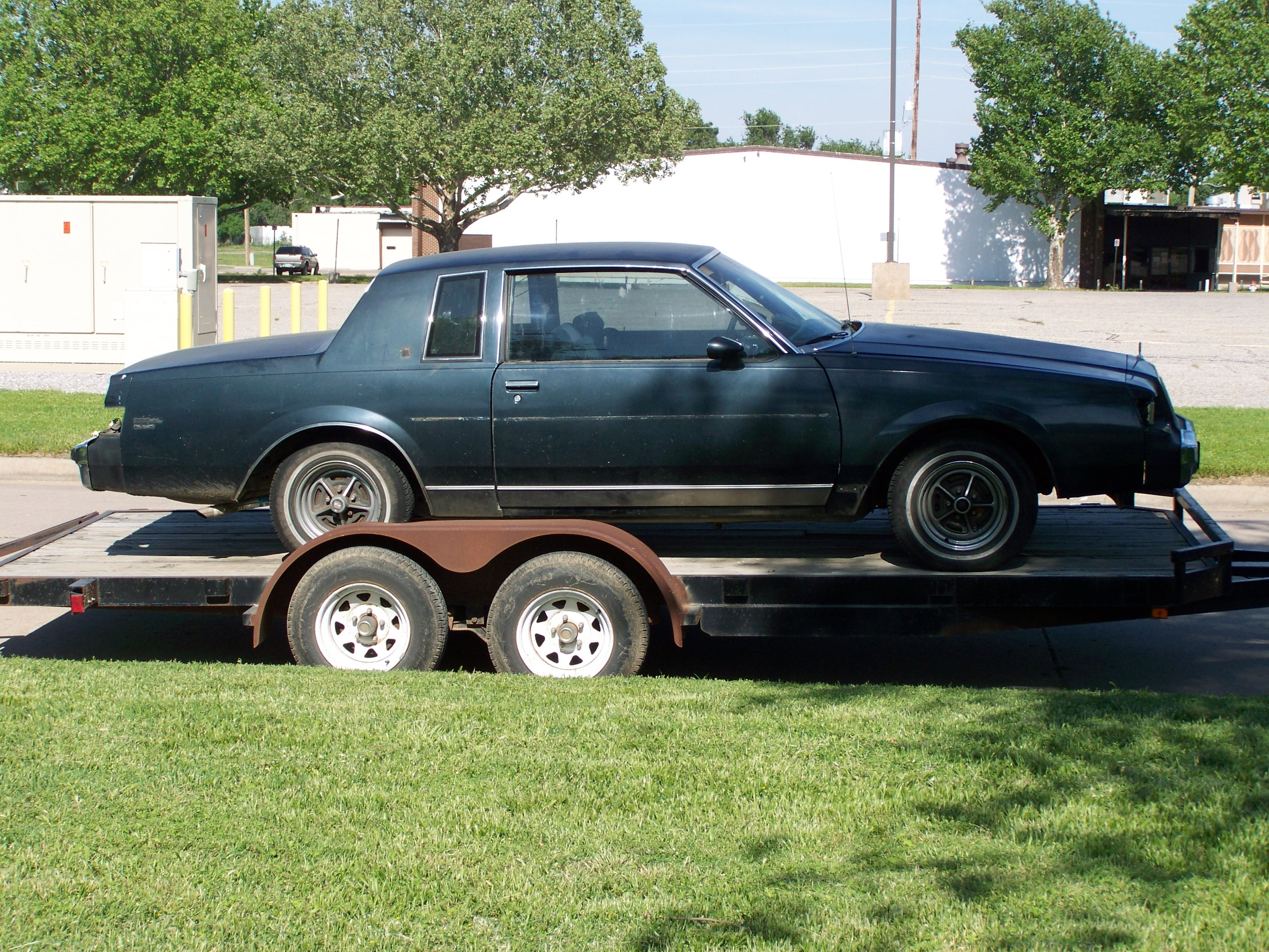 Another daddysgirl316 1987 Buick Regal post... - 13141143