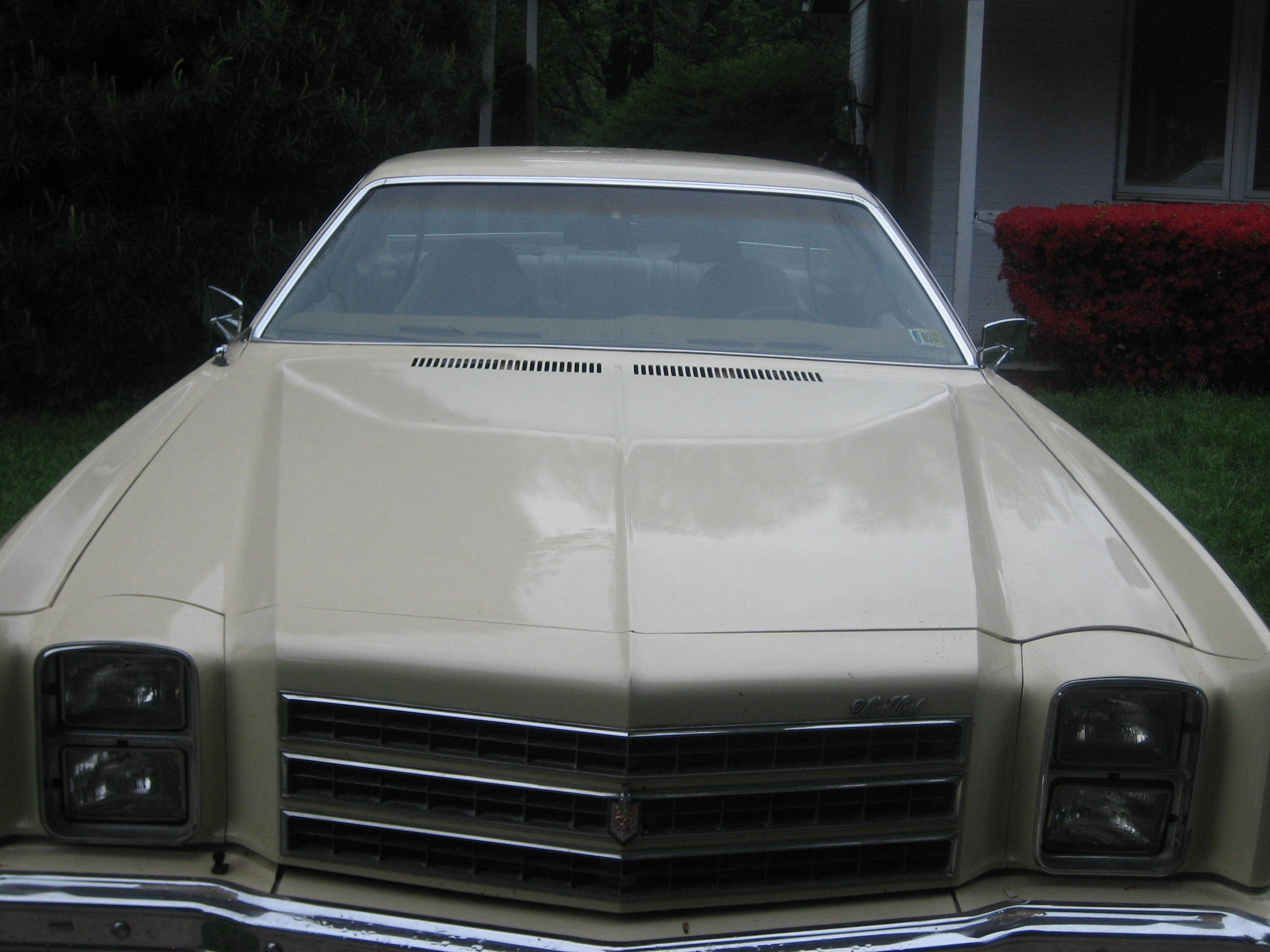 Another 81Deville76Monte 1976 Chevrolet Monte Carlo post... - 13061987