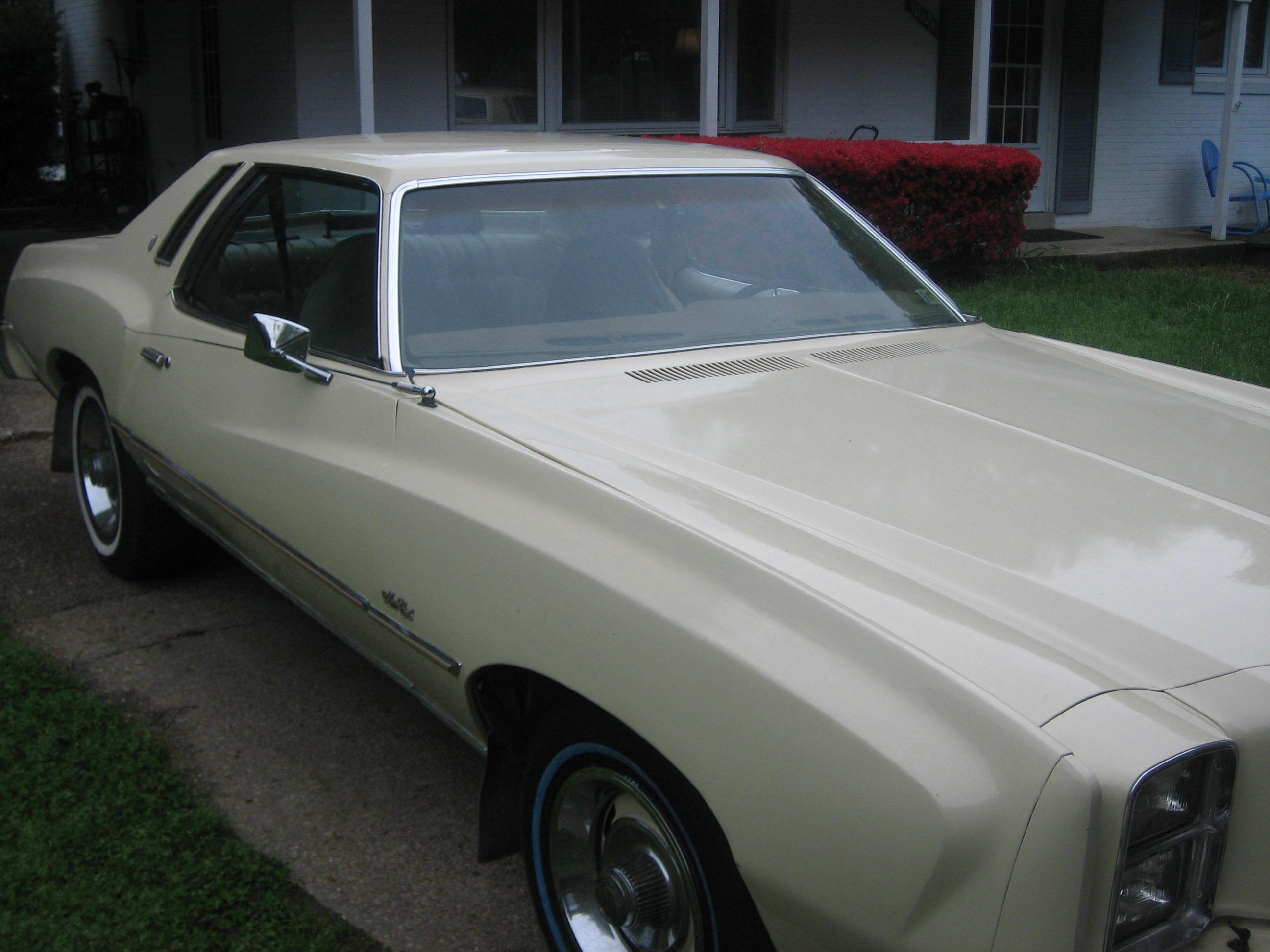 Another 81Deville76Monte 1976 Chevrolet Monte Carlo post... - 13061989