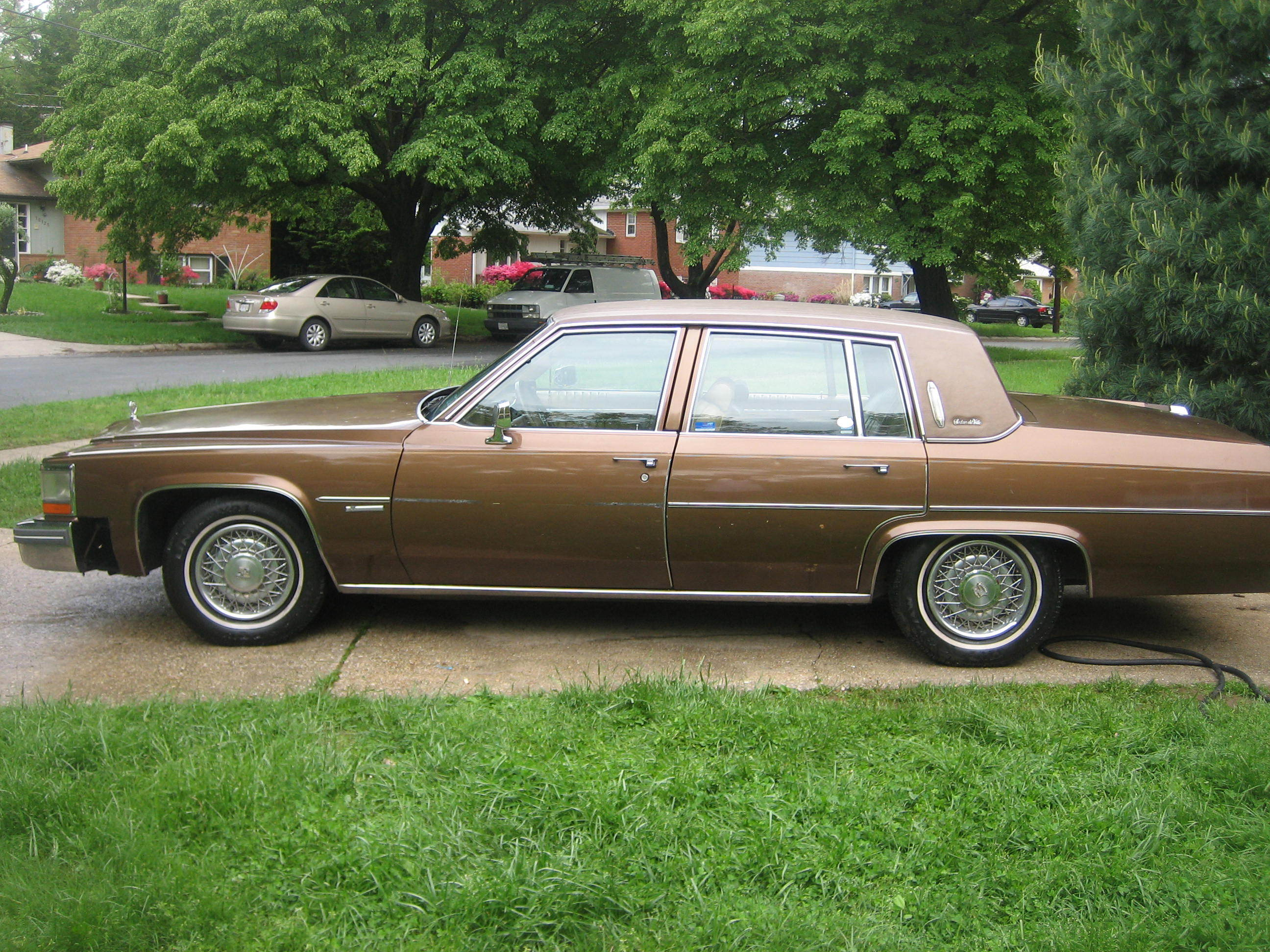 Another 81Deville76Monte 1981 Cadillac DeVille post... - 13062011