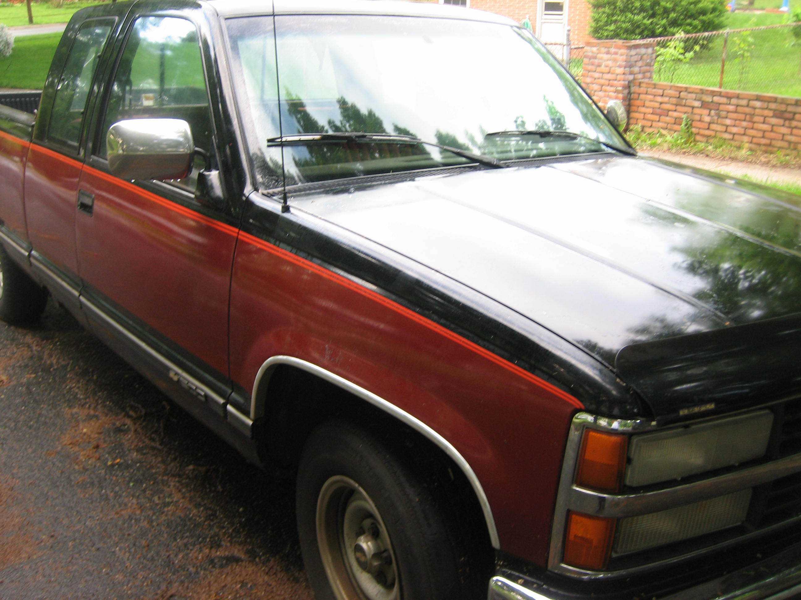 1991 Chevrolet Silverado 1500 Regular Cab