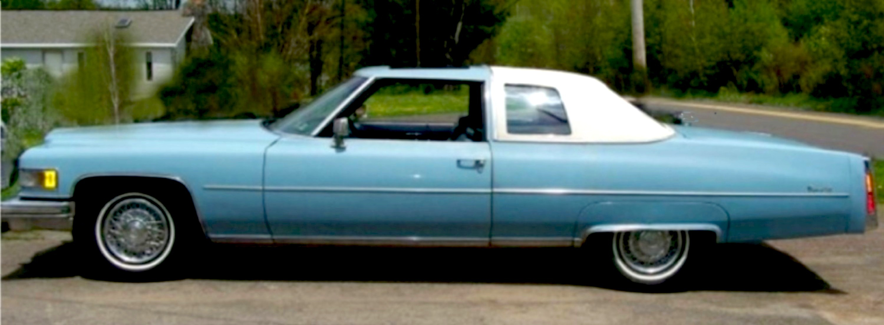 Another 300SDLGUY 1975 Cadillac DeVille post... - 13064054