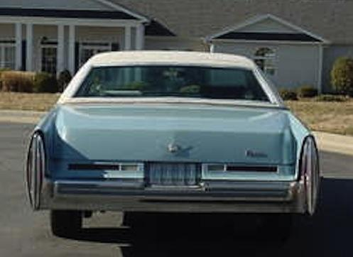 Another 300SDLGUY 1975 Cadillac DeVille post... - 13064058