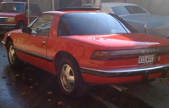 Another 300SDLGUY 1990 Buick Reatta post... - 13064082
