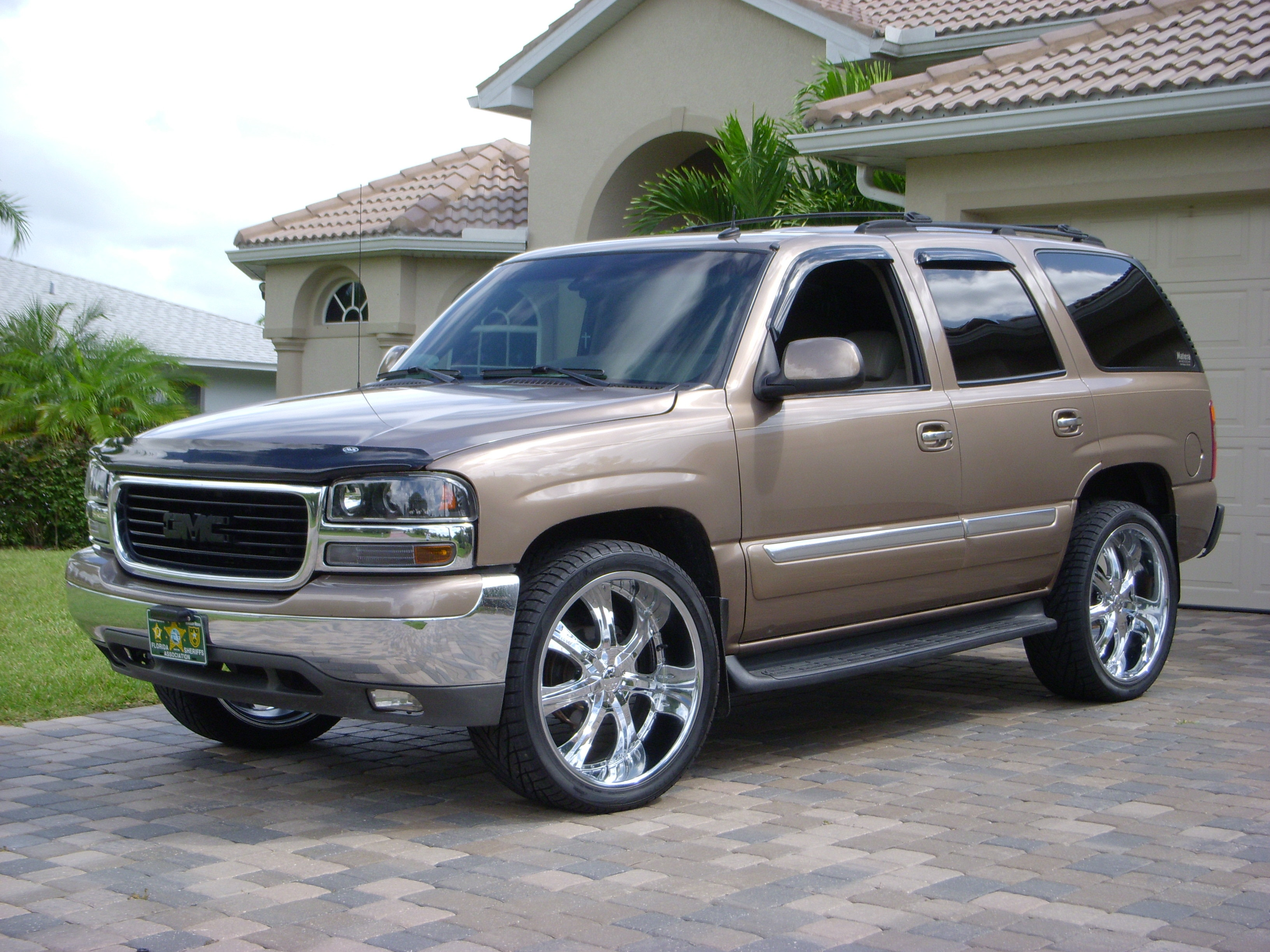 MateraMotors 2003 GMC Yukon Specs, Photos, Modification ...