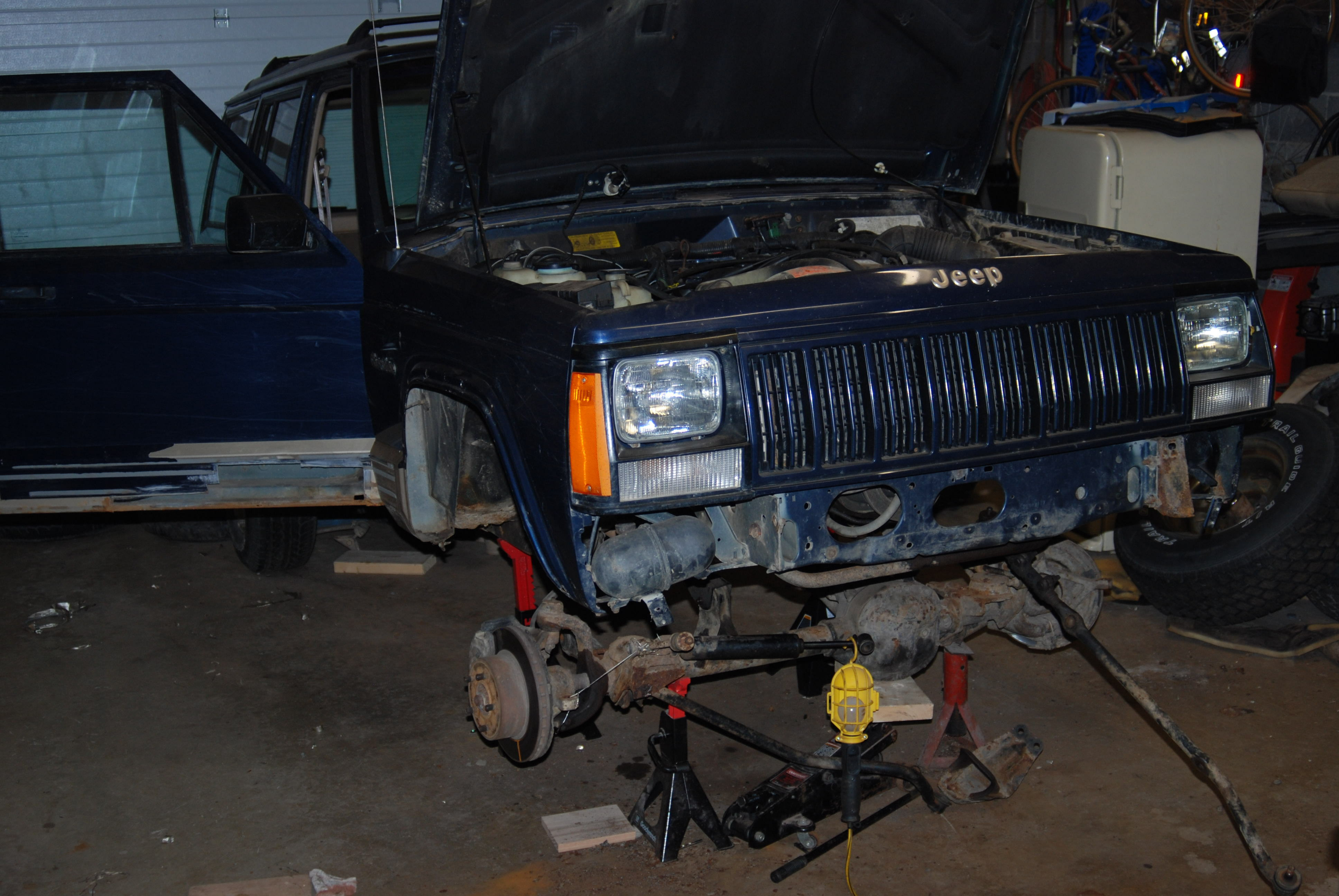stage3nate 1993 Jeep Cherokee 13063312
