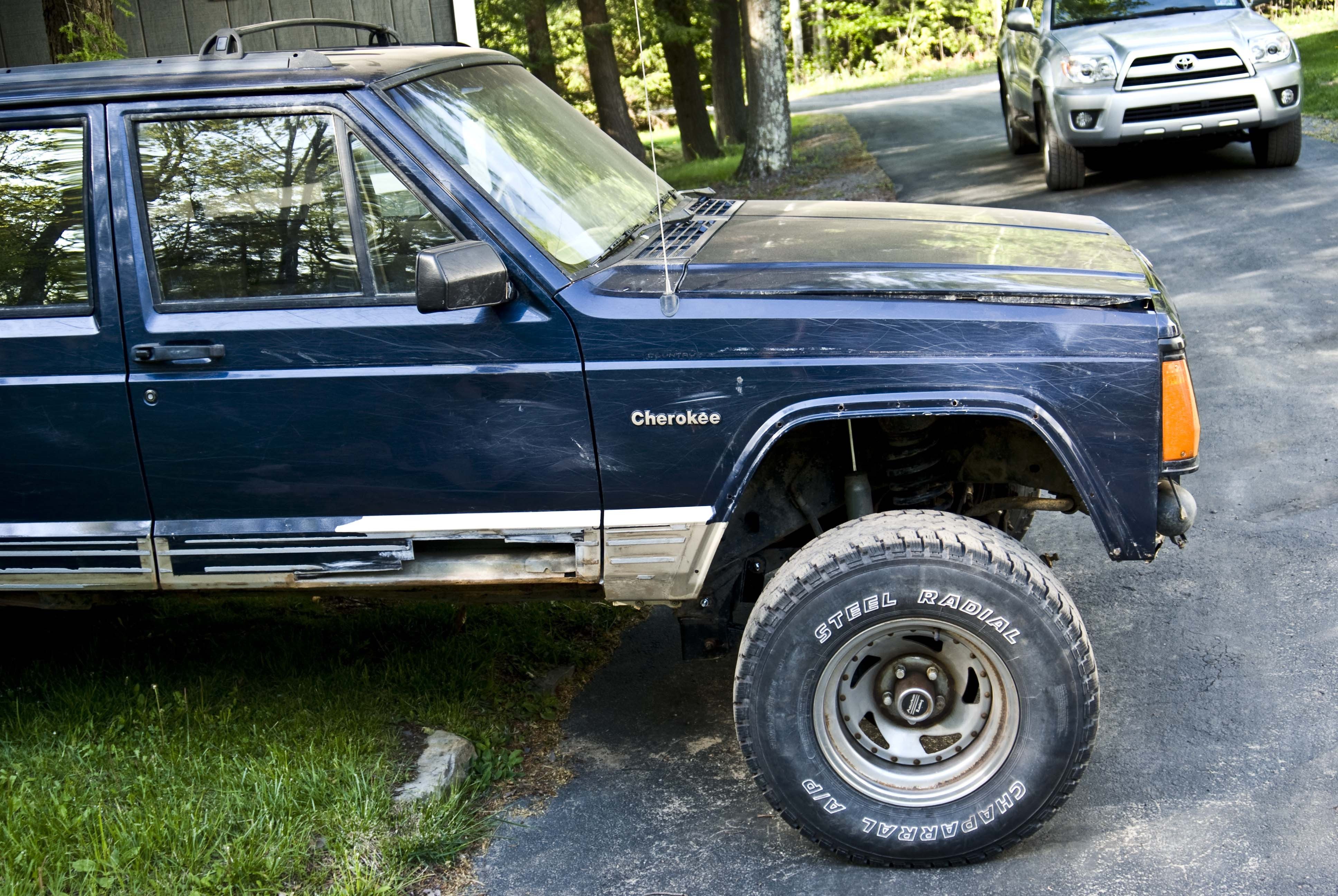 stage3nate 1993 Jeep Cherokee 13063315