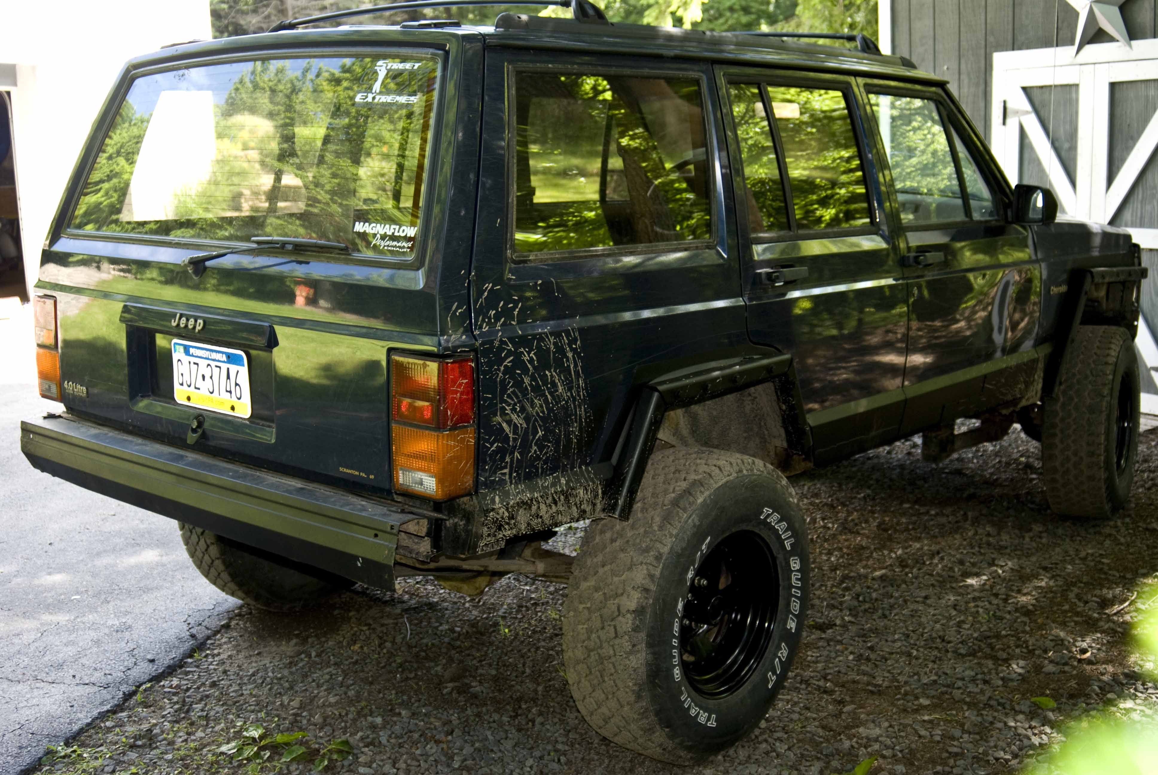 stage3nate 1993 Jeep Cherokee 13063322