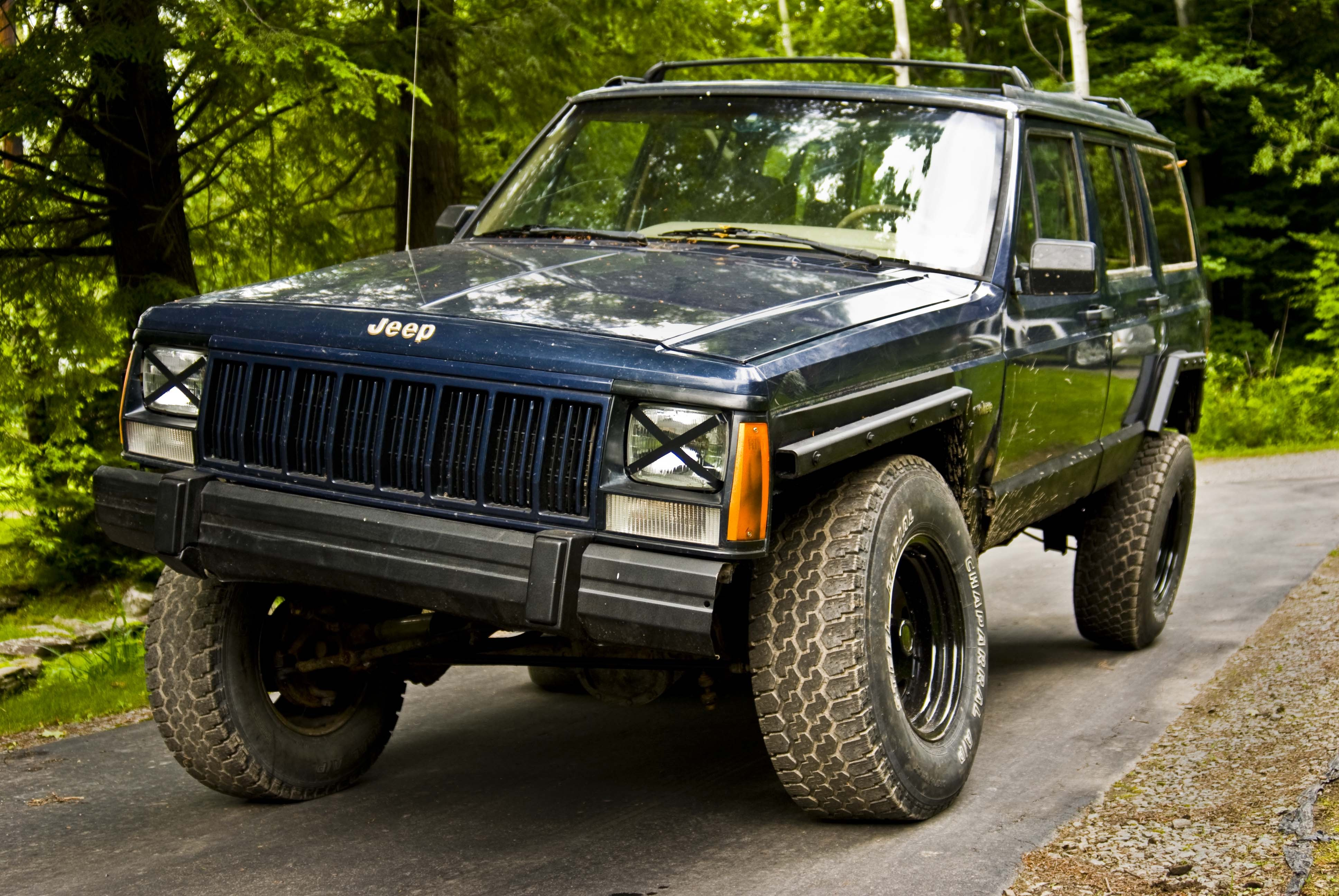 stage3nate's 1993 Jeep Cherokee