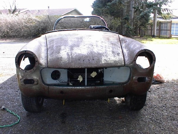 Another SendinK9 1969 Austin-Healey Sprite post... - 13064119