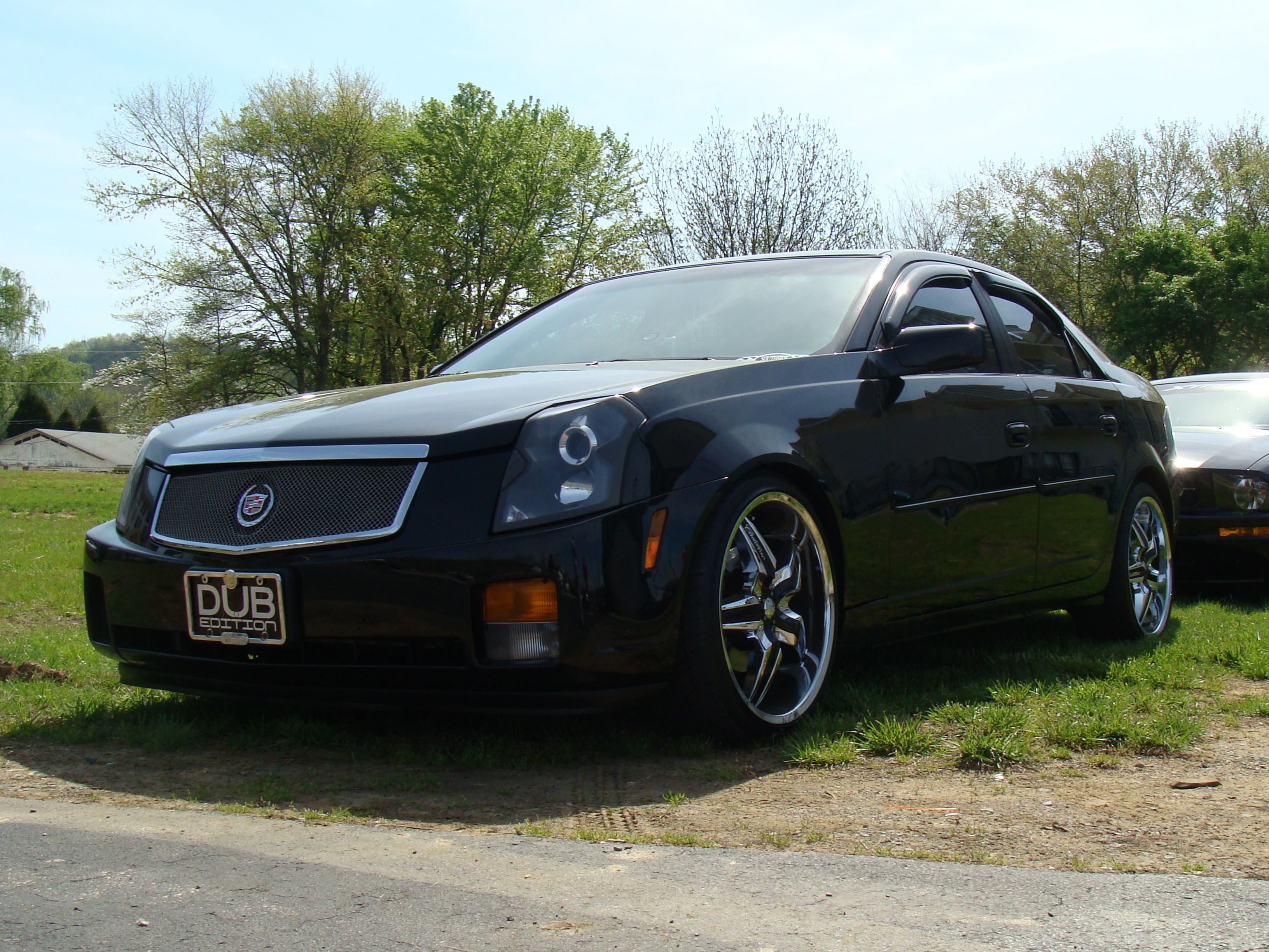 ryanpatrick1 2003 cadillac cts specs photos modification. Black Bedroom Furniture Sets. Home Design Ideas